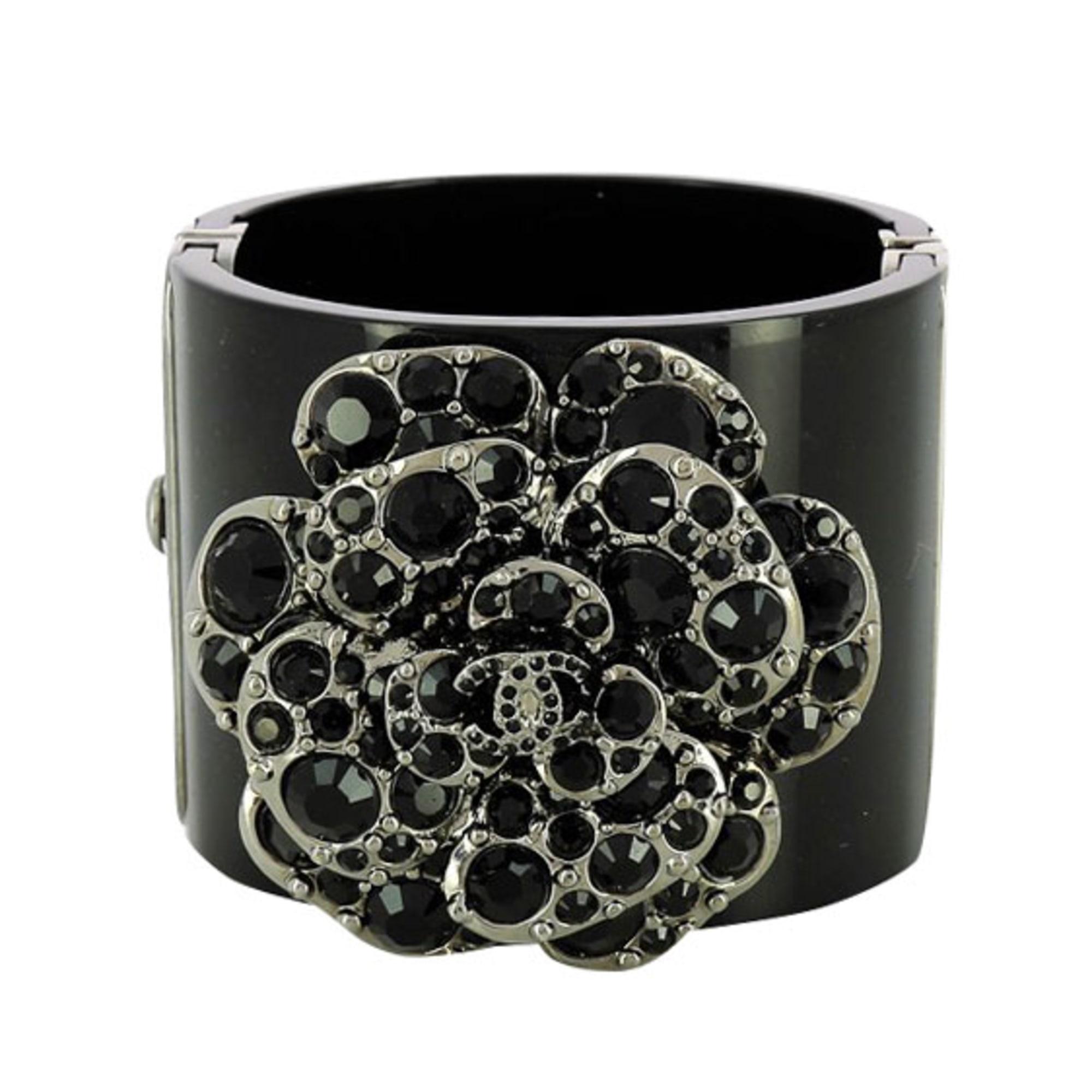 Bracelet CHANEL Camelia Noir