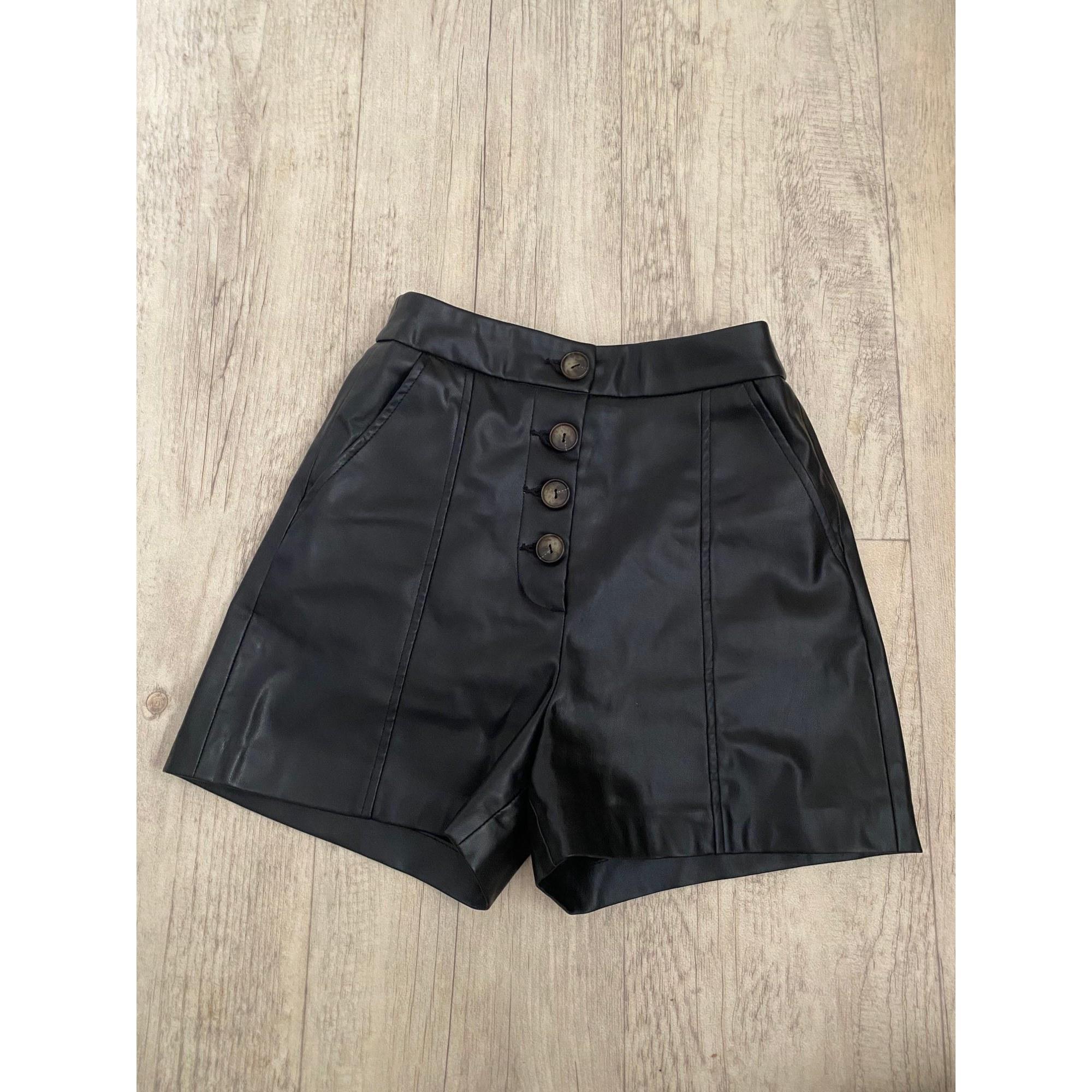 Short STRADIVARIUS Noir