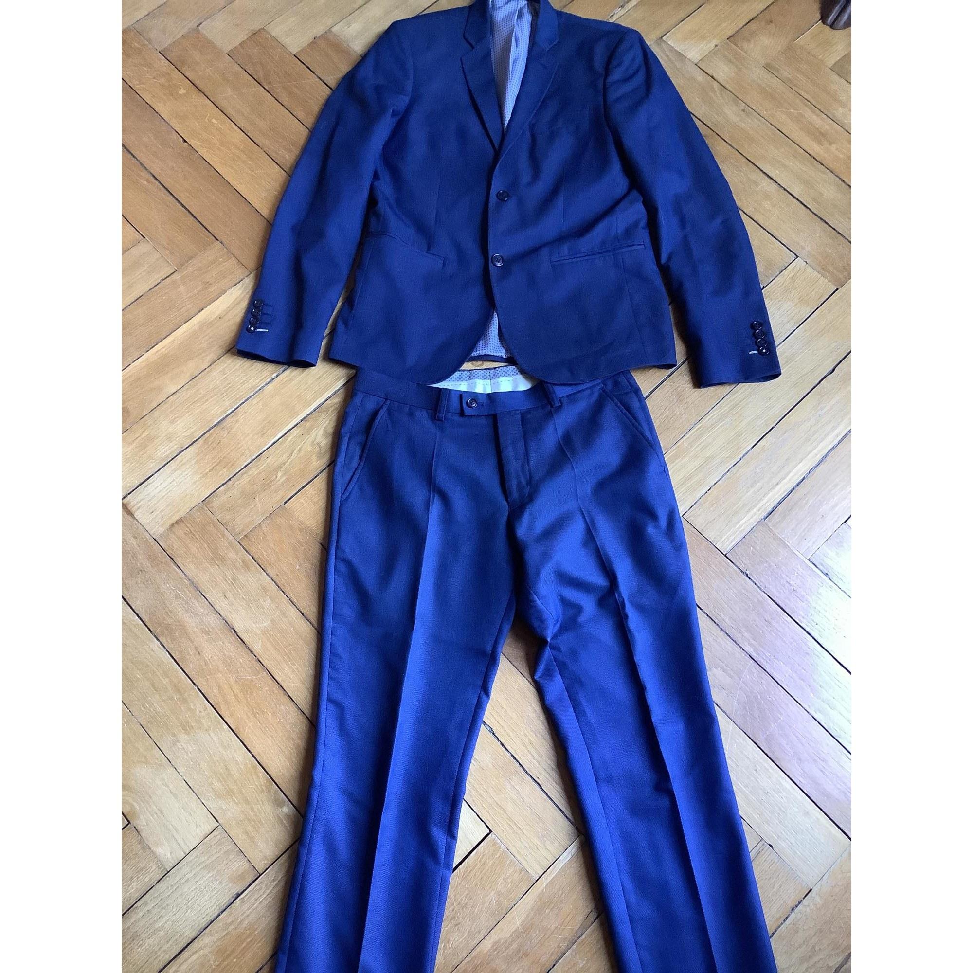 Costume complet DEVRED Bleu, bleu marine, bleu turquoise