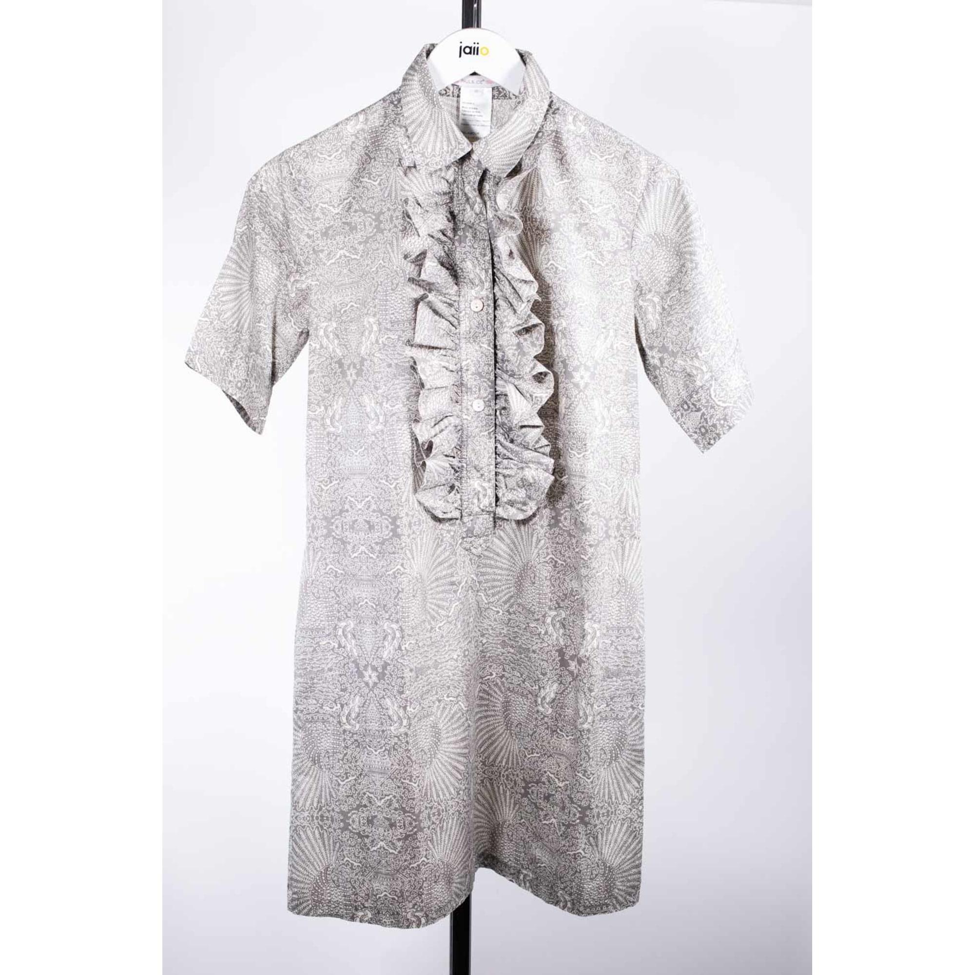 Robe courte PAUL & JOE Gris, anthracite