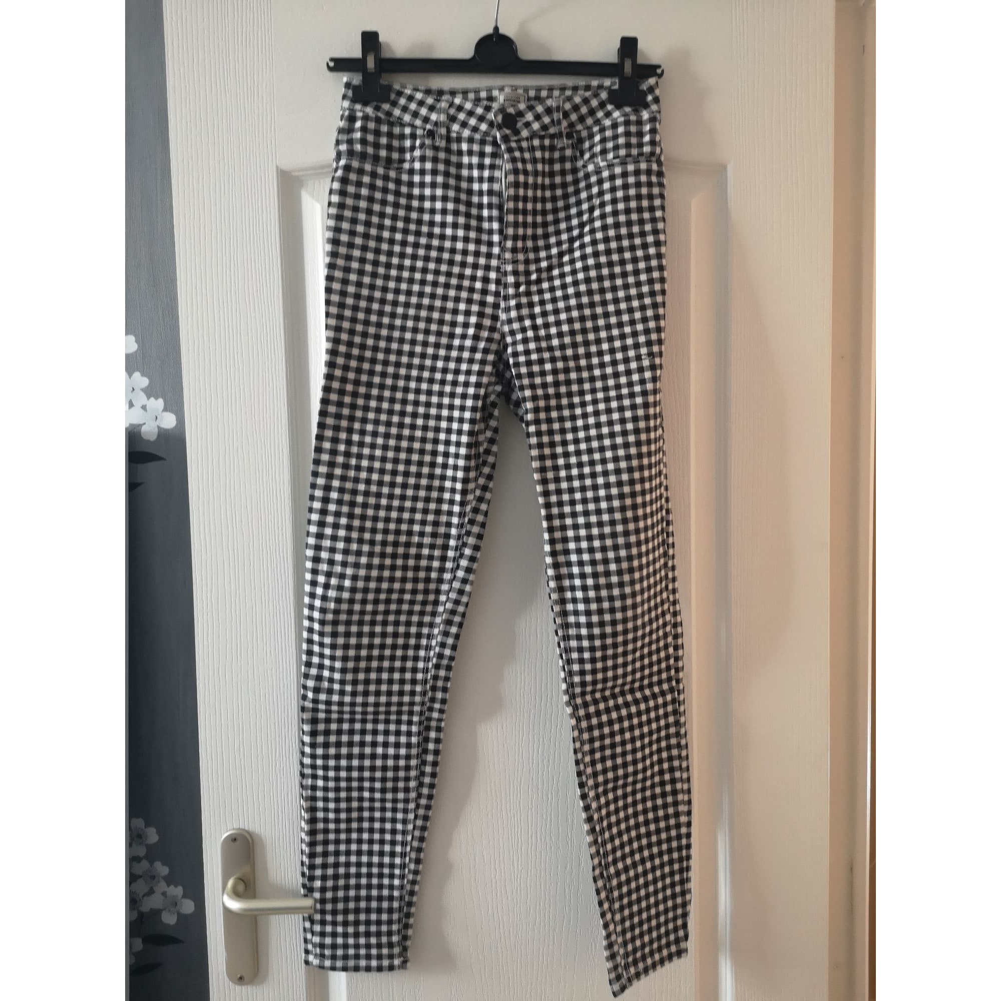 Pantalon droit PIMKIE Noir