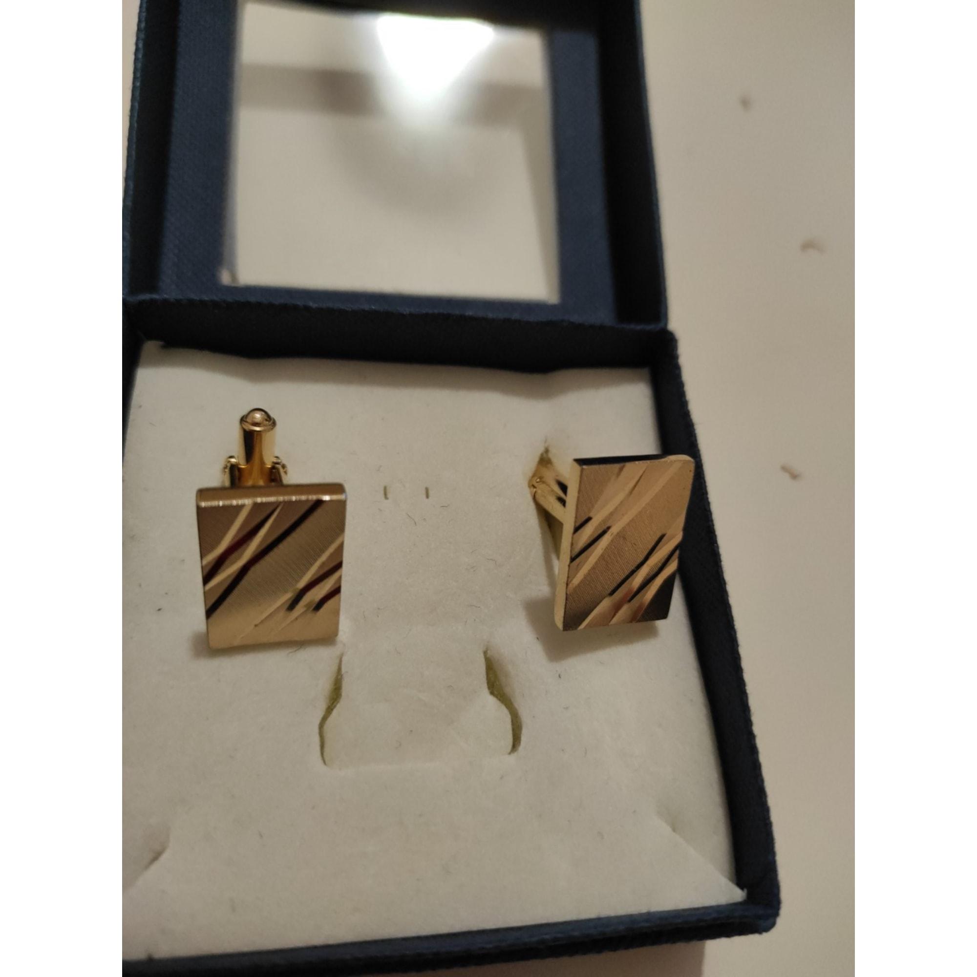 Cufflinks GIVENCHY Golden, bronze, copper