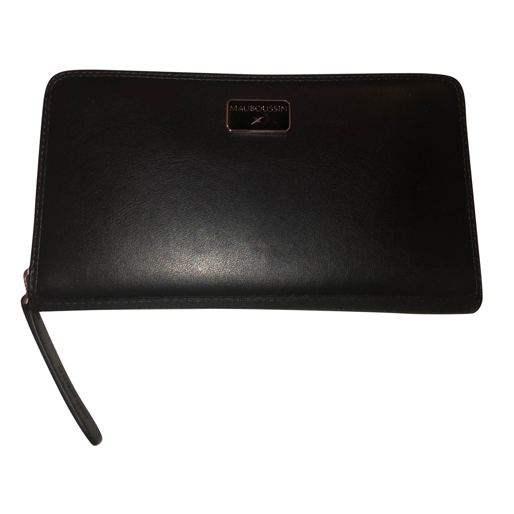 Wallet MAUBOUSSIN Black