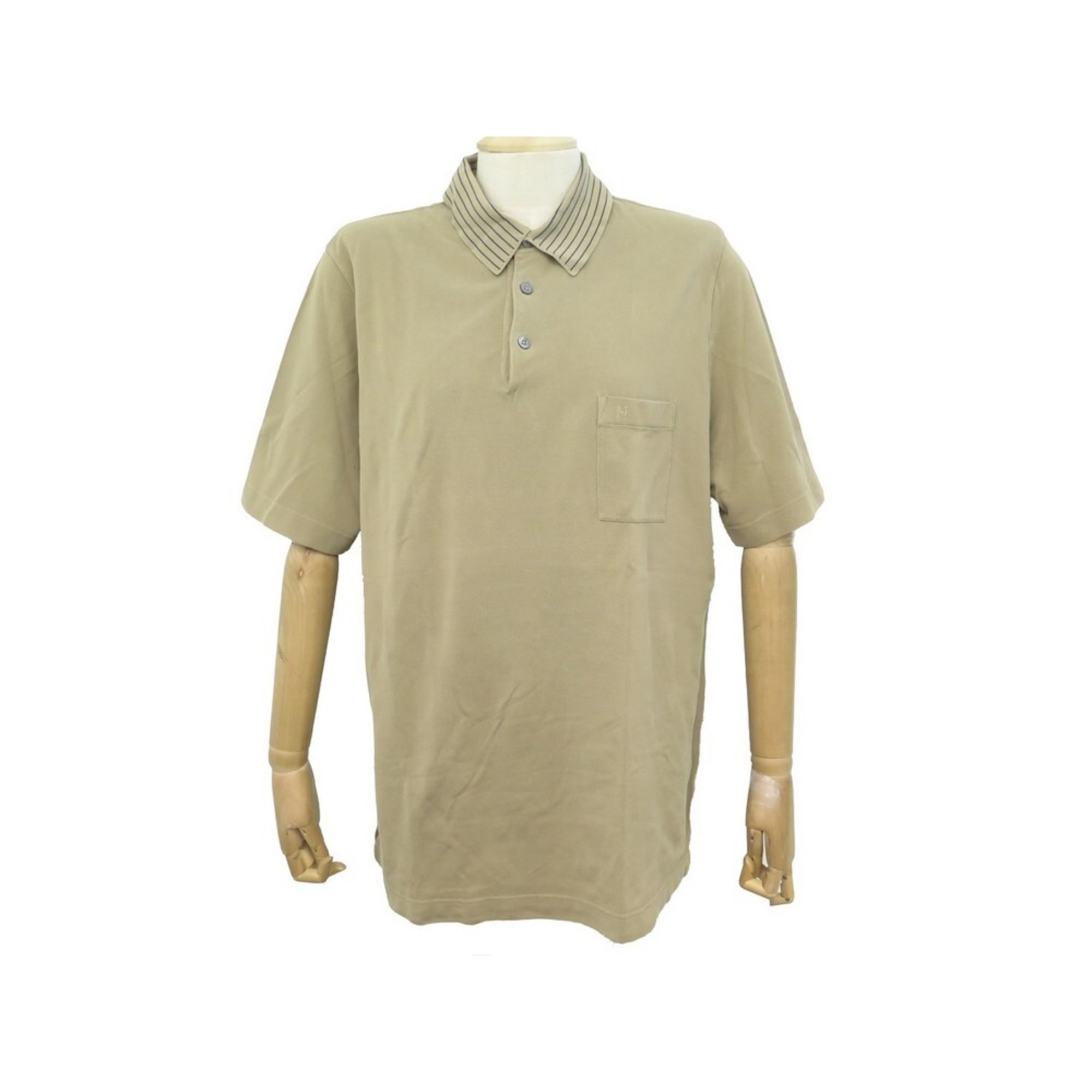 Top, tee-shirt HERMÈS Beige