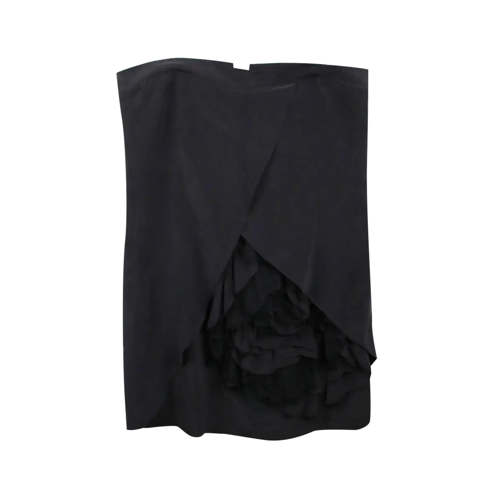 Robe courte LES PETITES... Noir