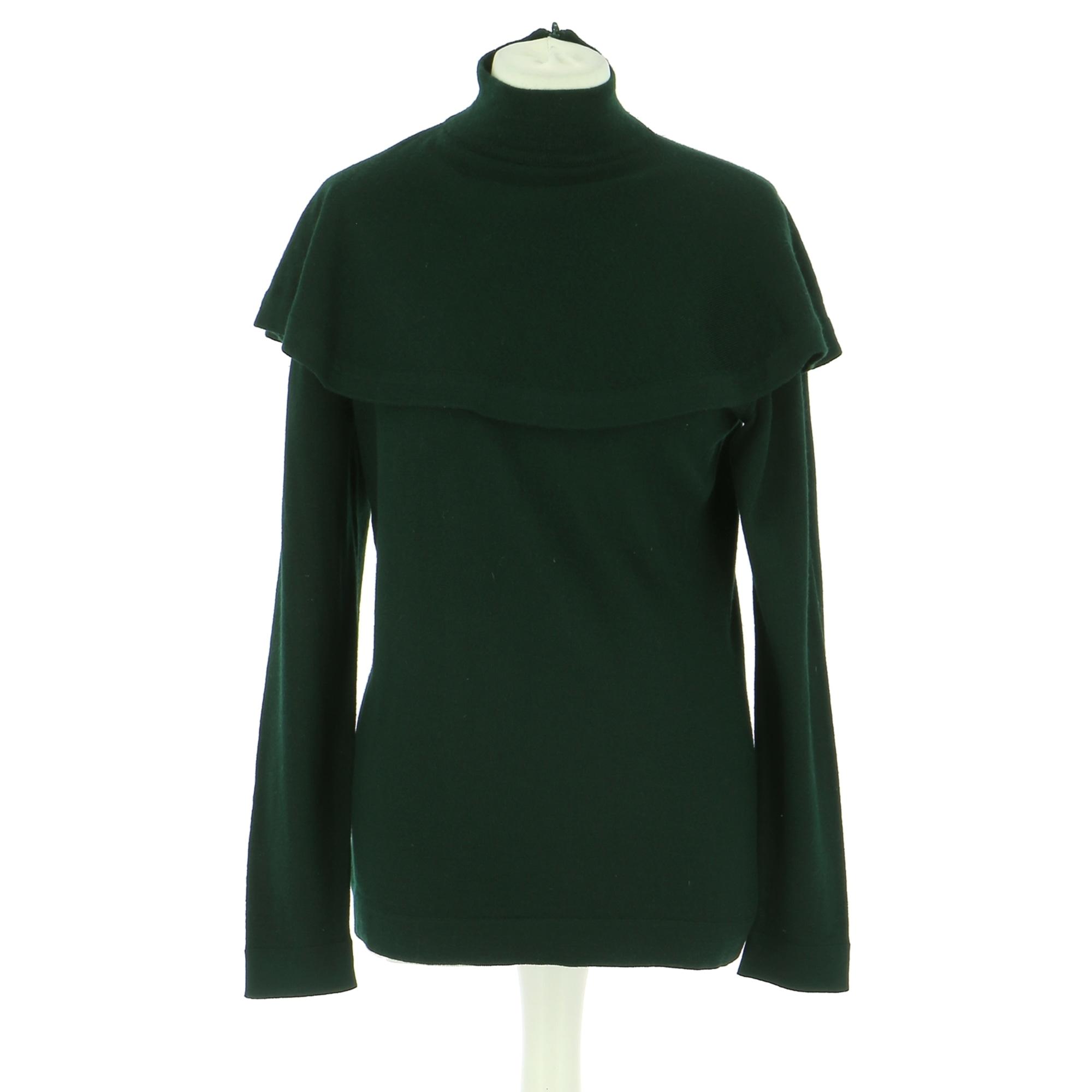 Sweater ALAIN MANOUKIAN Green