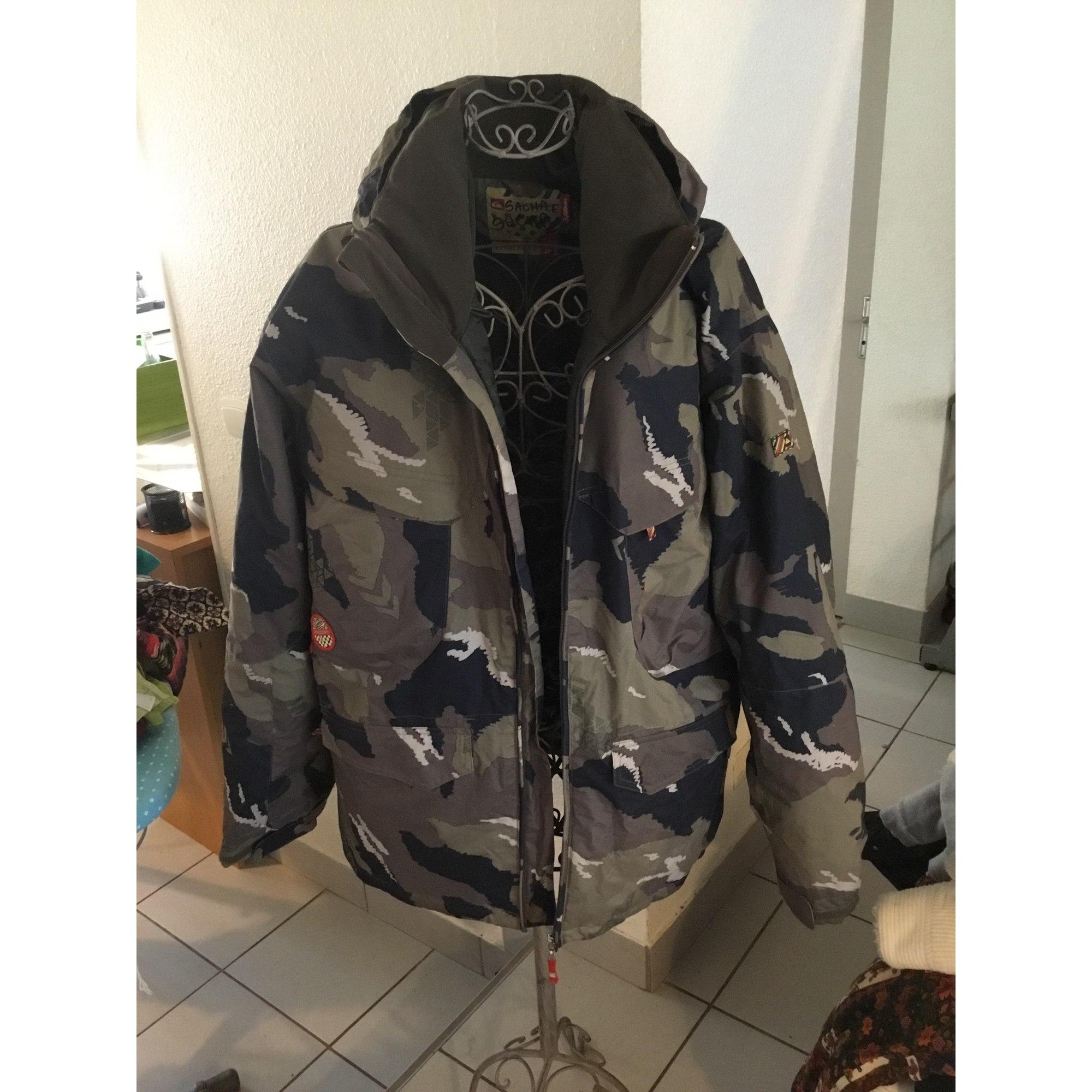Blouson de ski QUIKSILVER Camouflage
