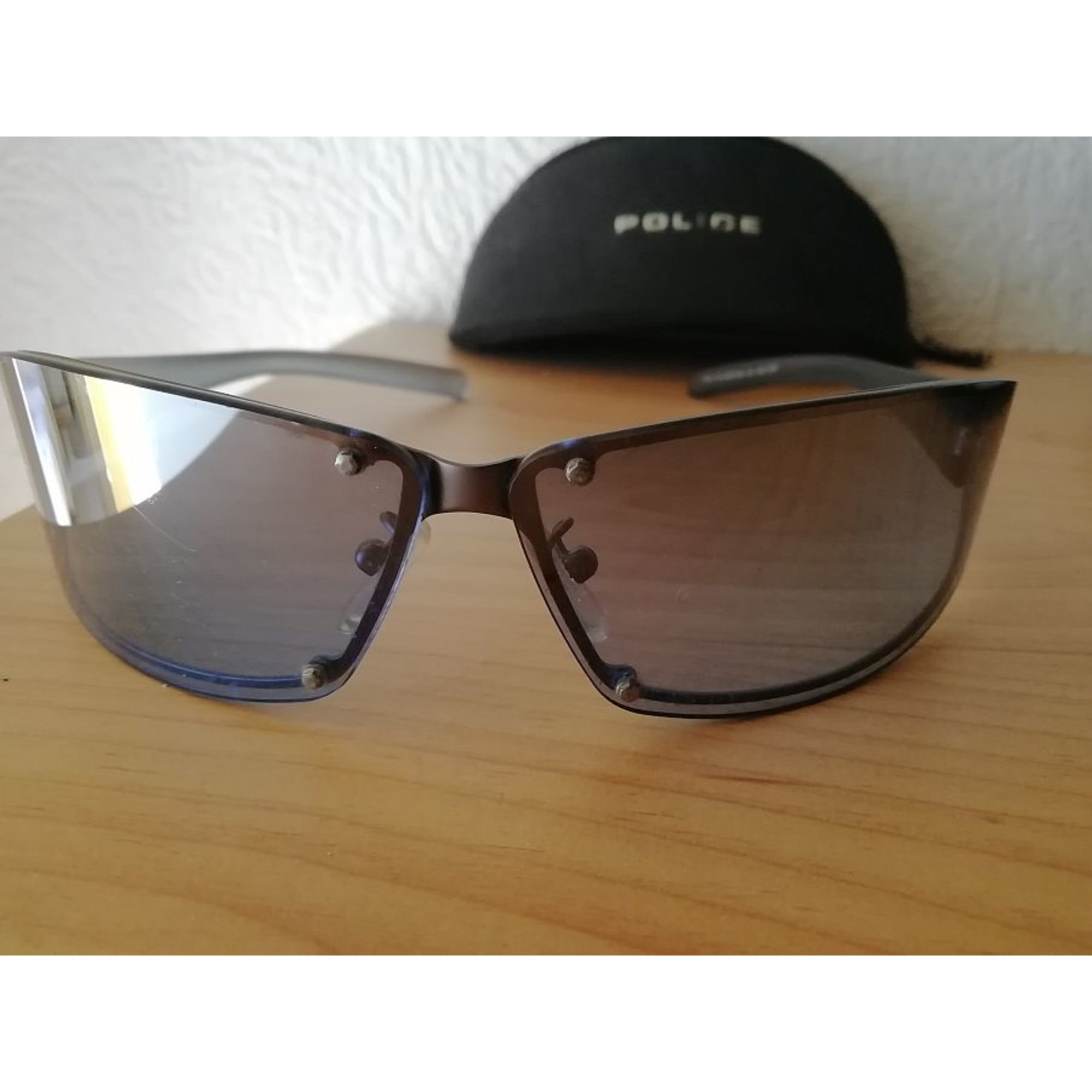 Sunglasses POLICE Blue, navy, turquoise