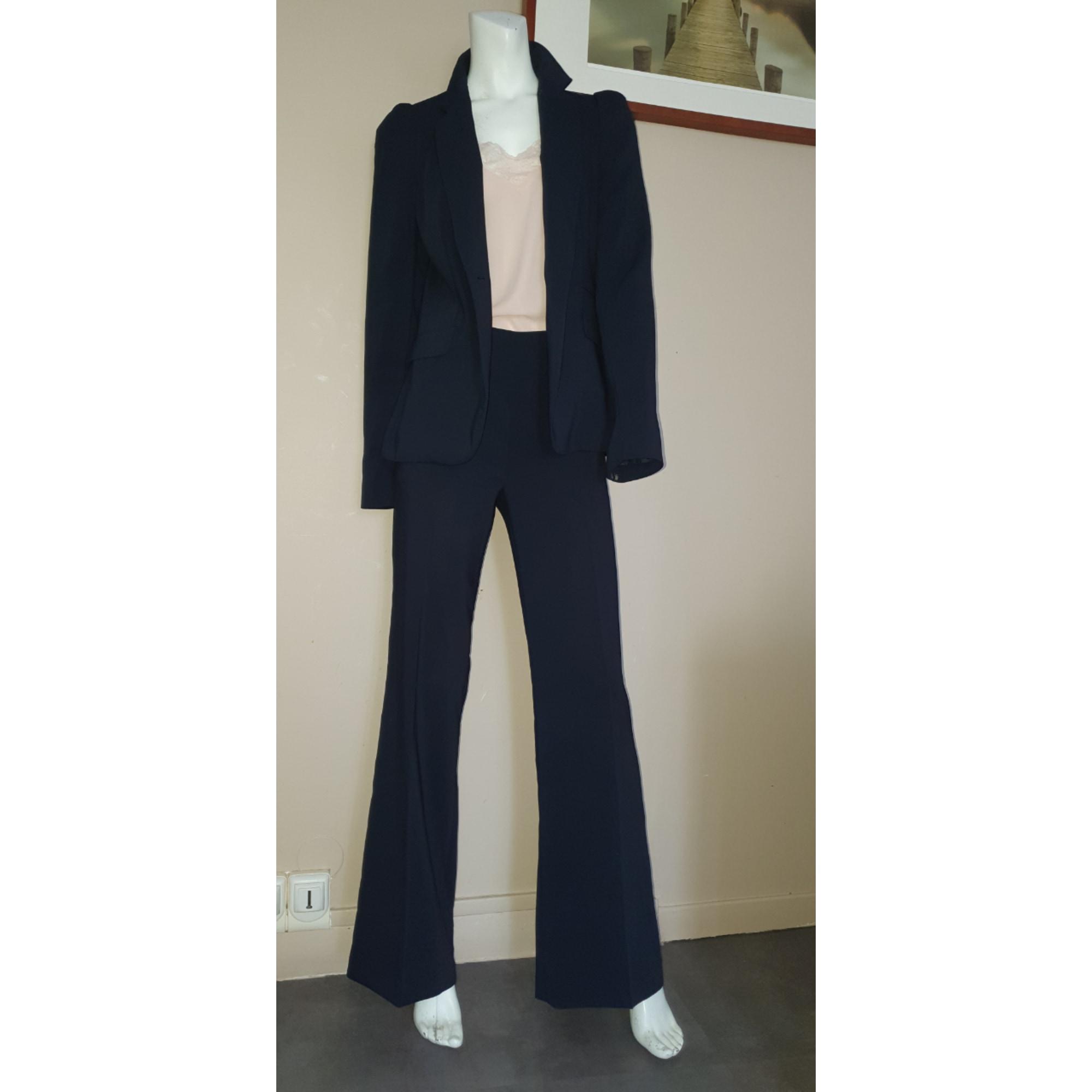 Tailleur pantalon SUD EXPRESS Bleu, bleu marine, bleu turquoise