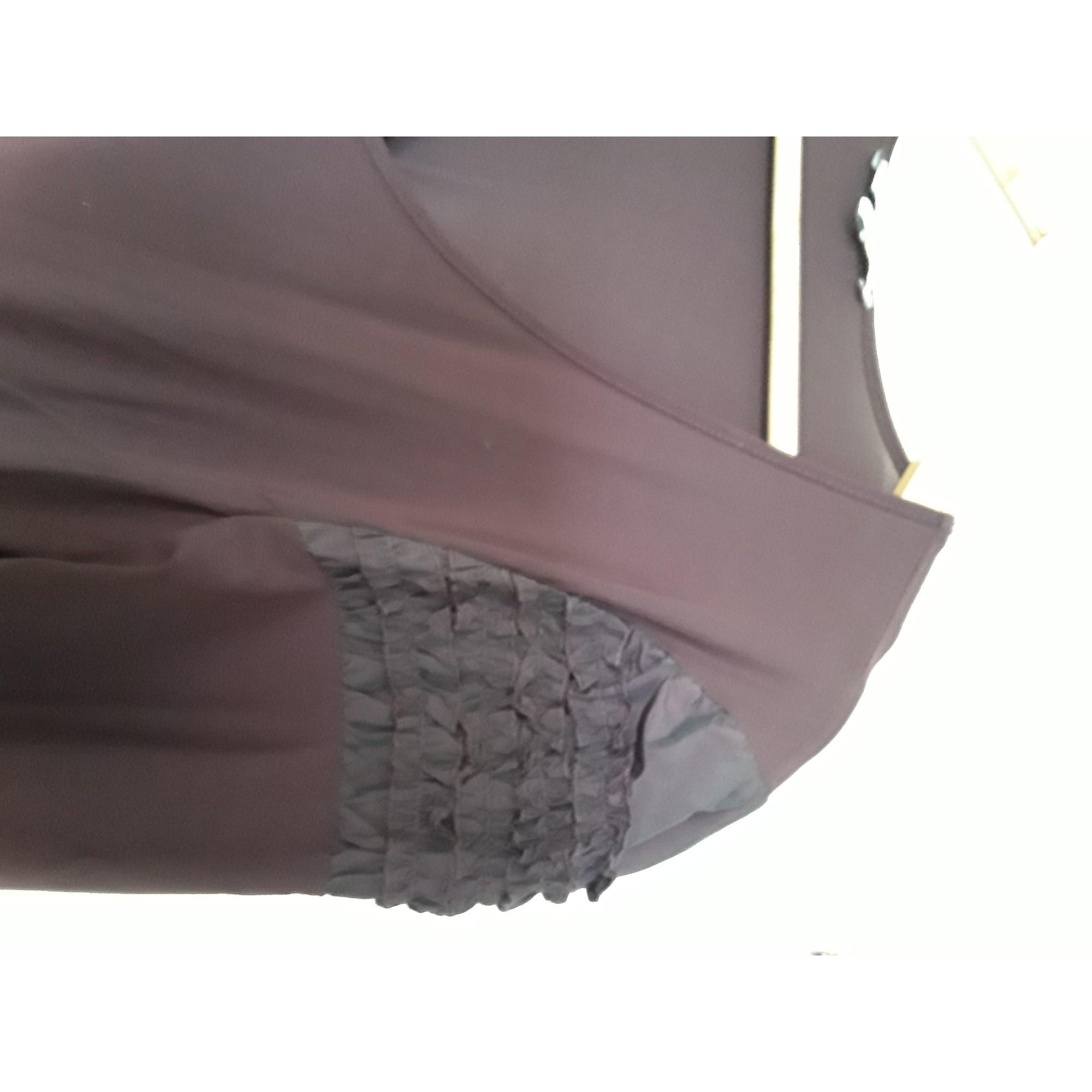 Robe mi-longue SUN LIGHT Violet, mauve, lavande