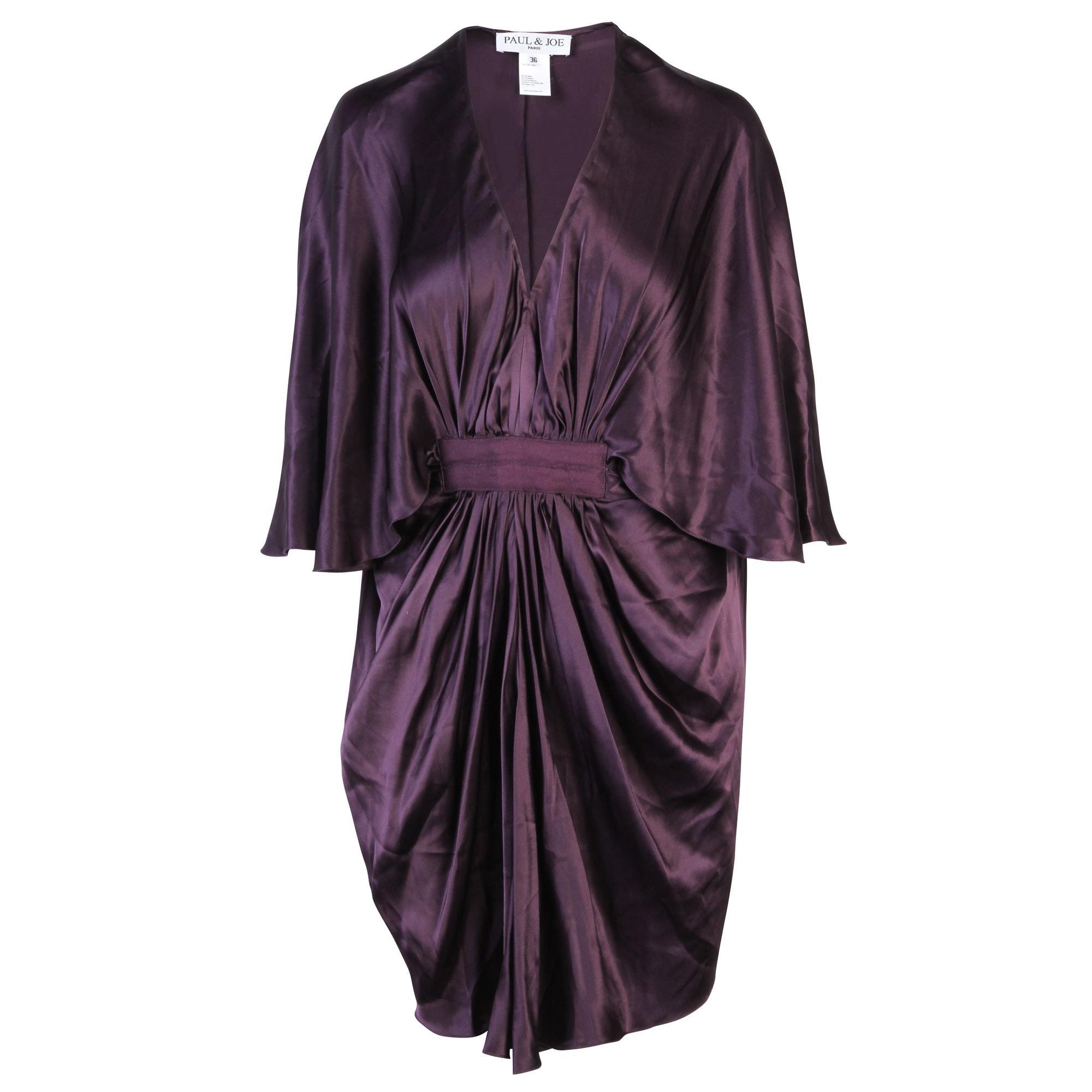 Robe courte PAUL & JOE Violet, mauve, lavande