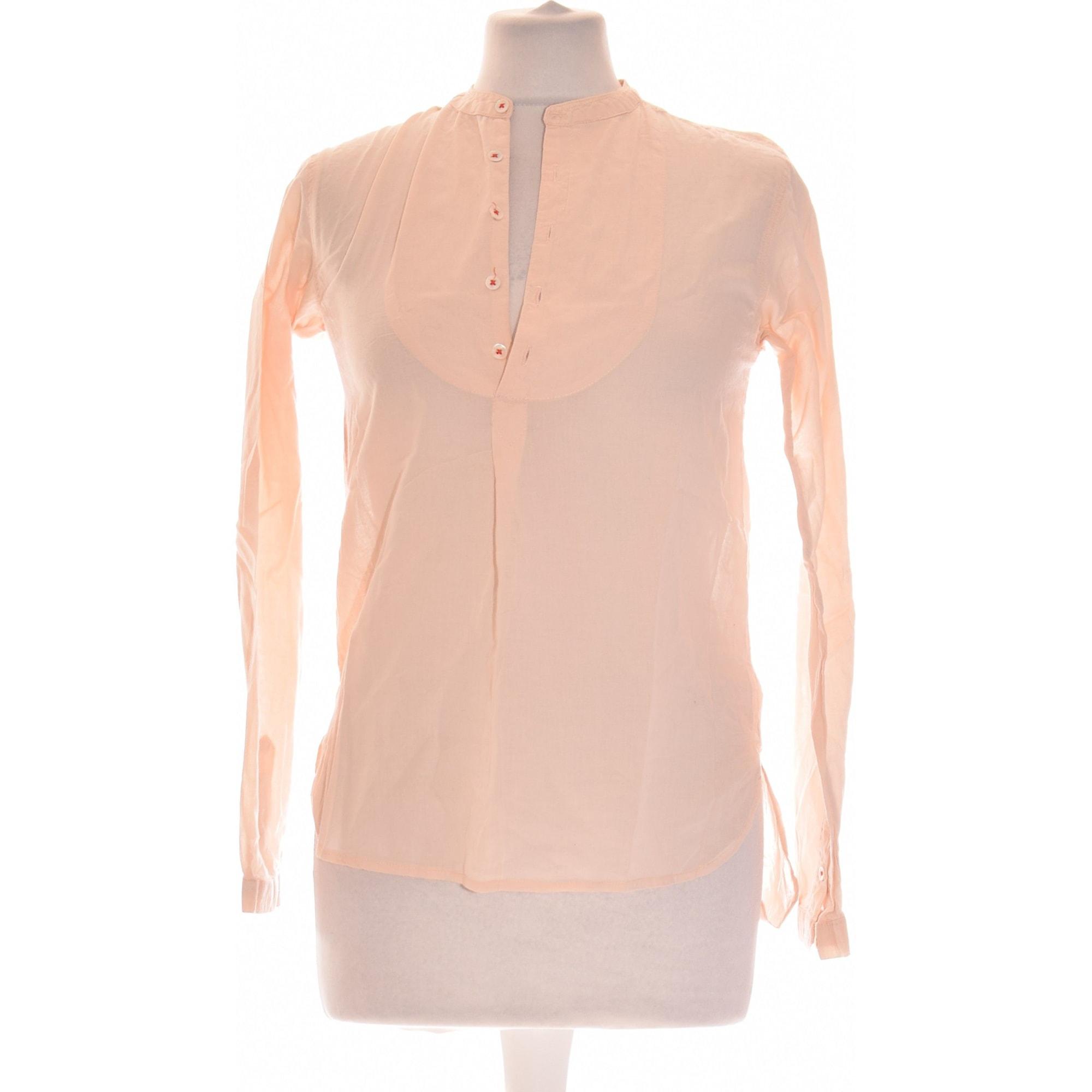 Top, tee-shirt MONOPRIX Orange