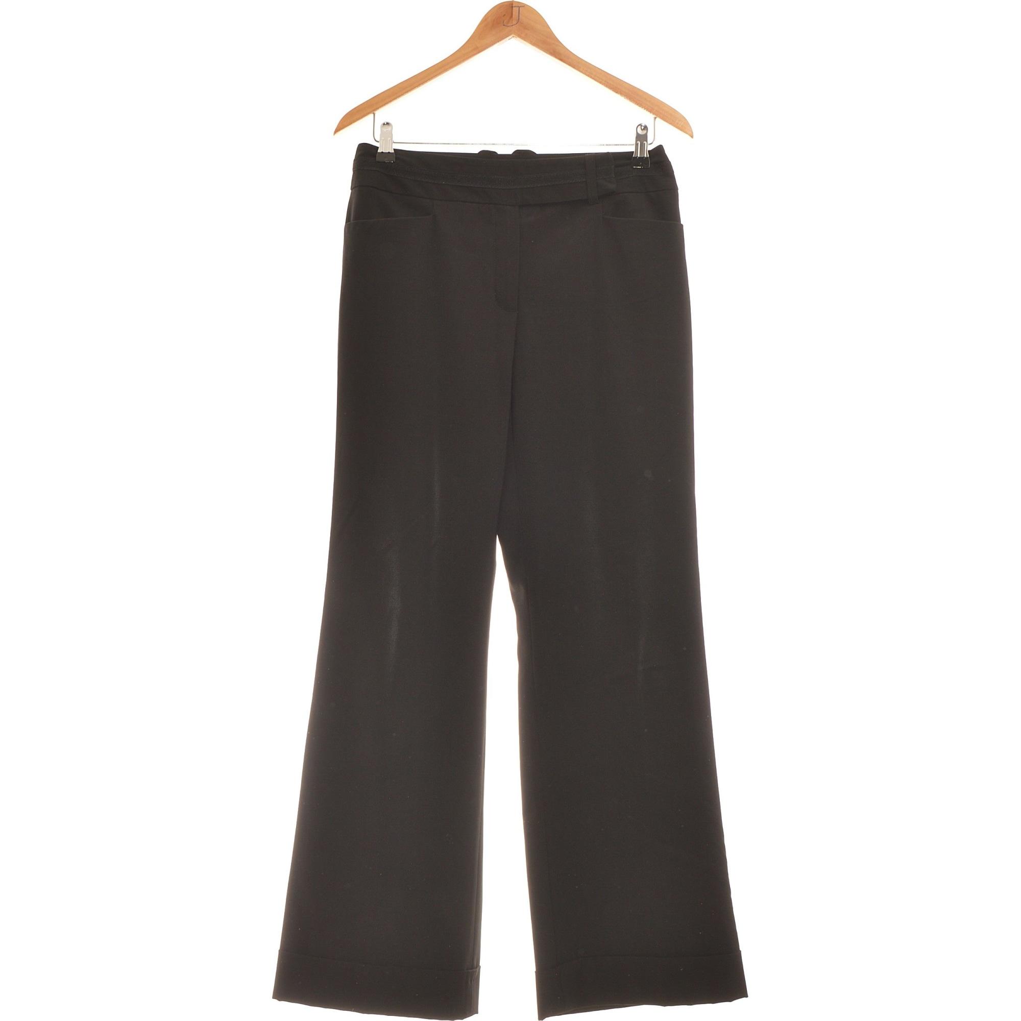 Cropped Pants, Capri Pants ALAIN MANOUKIAN Black