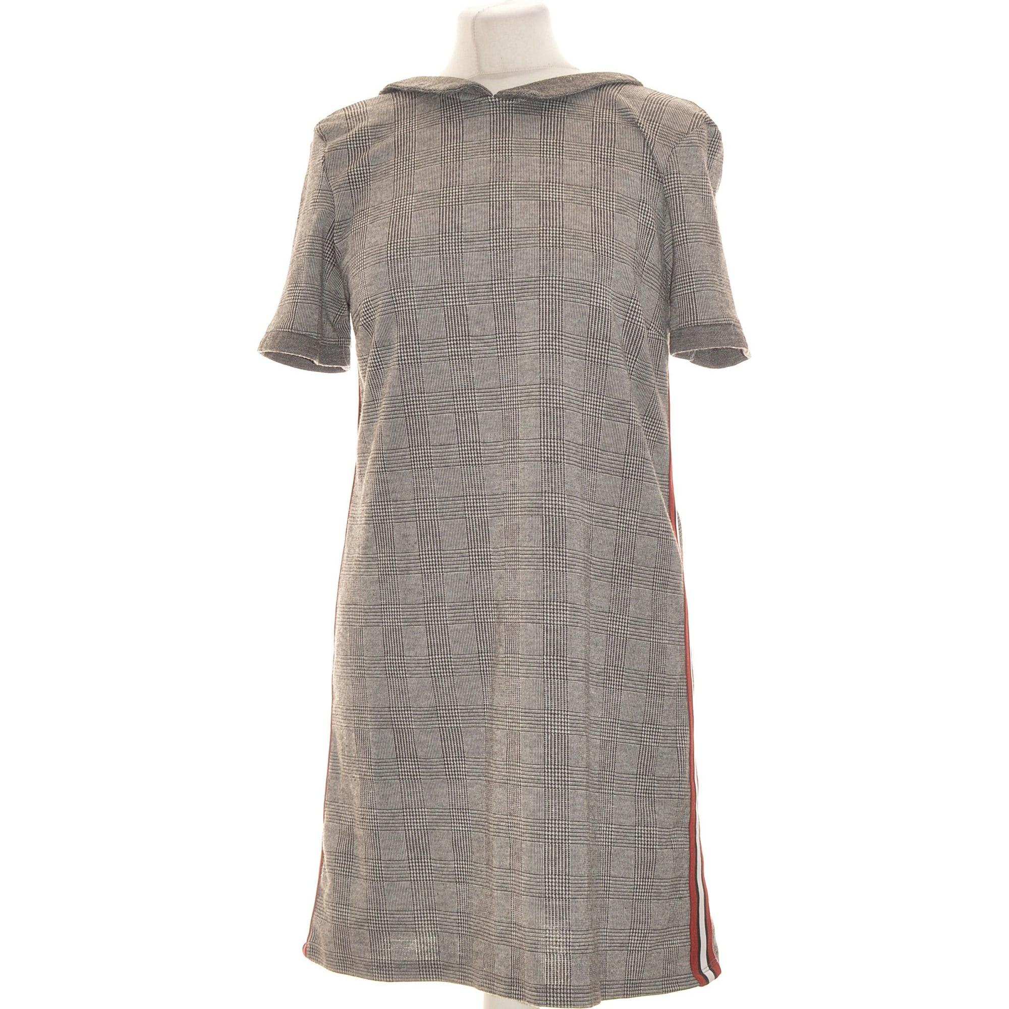 Robe courte JENNYFER Gris, anthracite