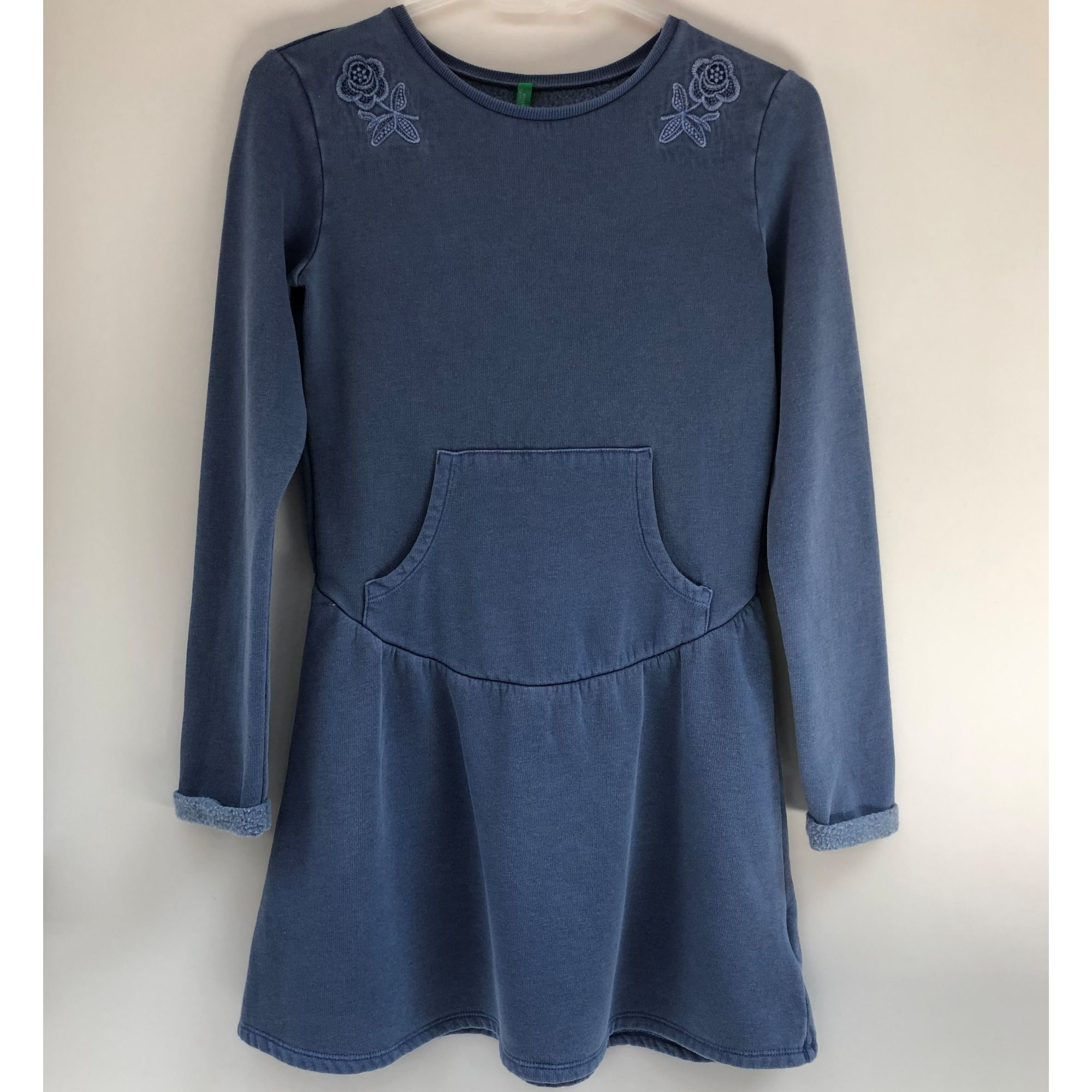 Robe UNITED COLORS OF BENETTON Bleu, bleu marine, bleu turquoise