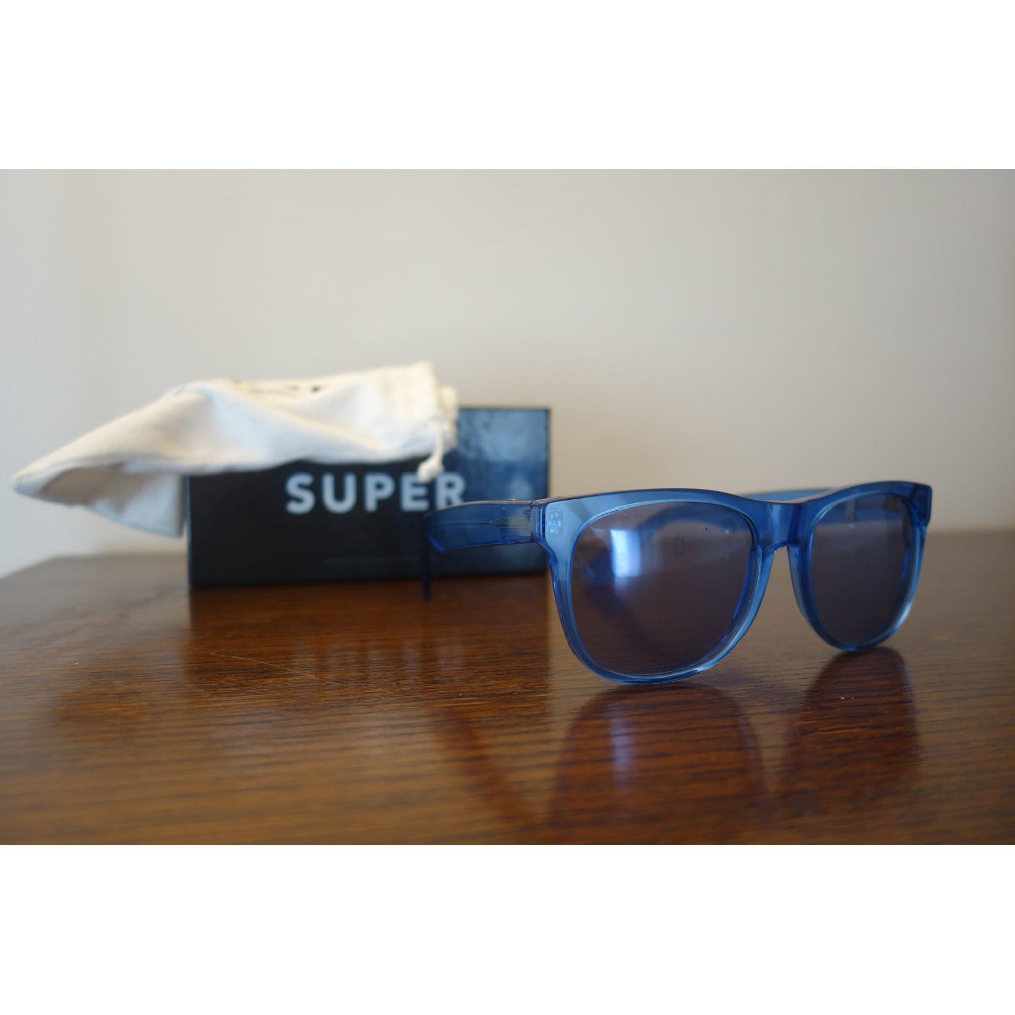 Lunettes de soleil RETROSUPERFUTURE Bleu, bleu marine, bleu turquoise