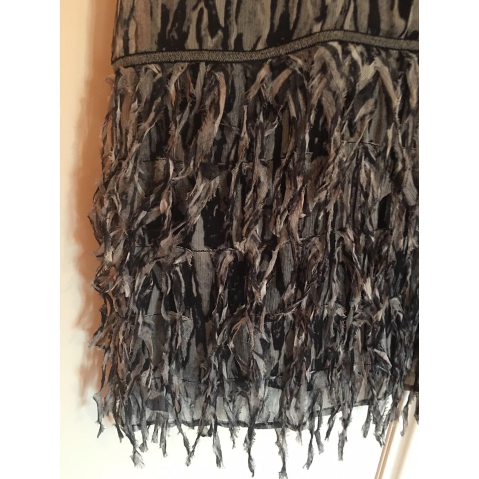 Robe courte ET COMPAGNIE Gris, anthracite