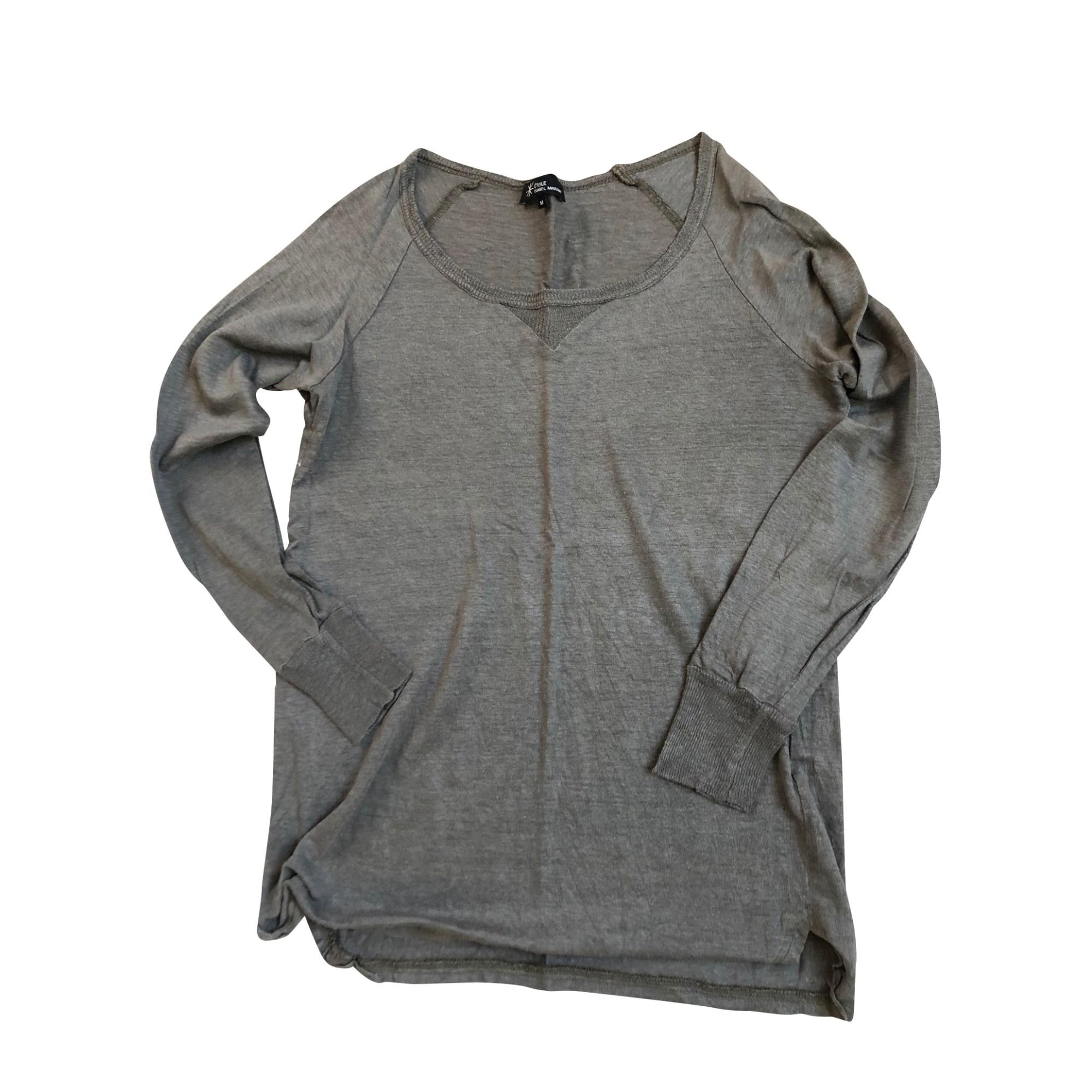 Top, tee-shirt ISABEL MARANT ETOILE Taupe
