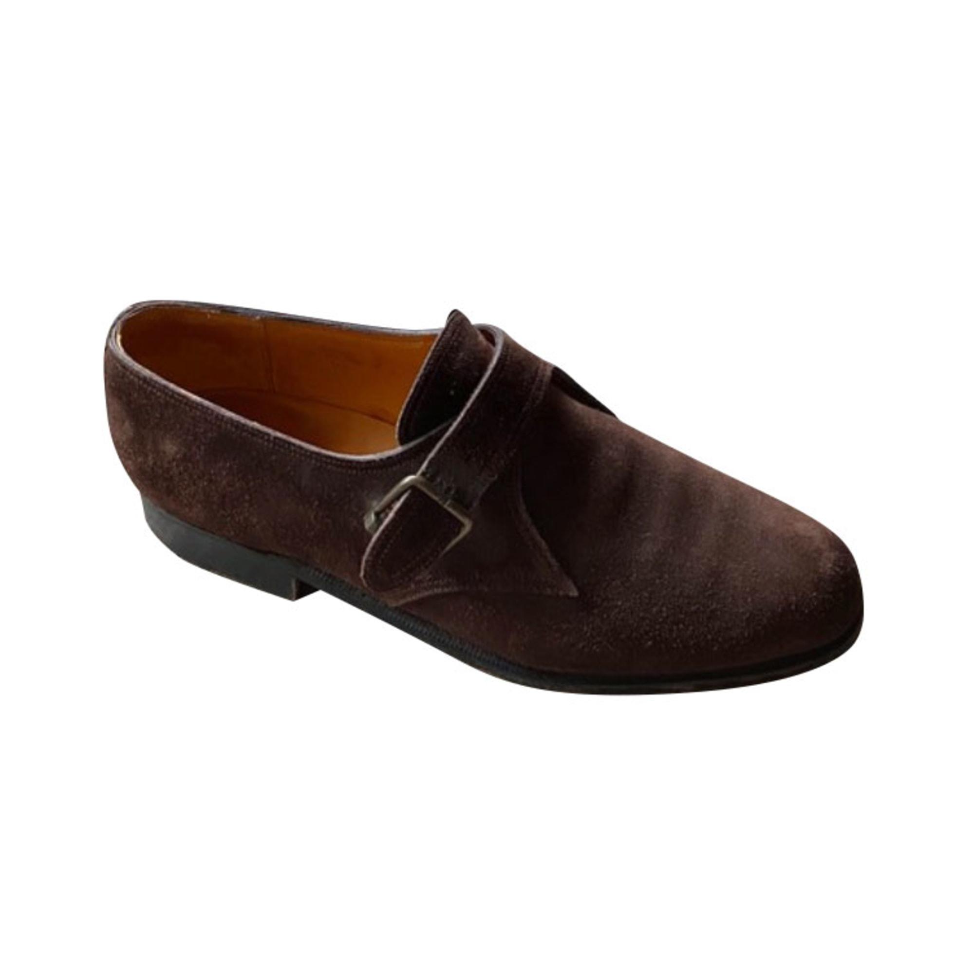 Buckle Shoes JM WESTON Brown