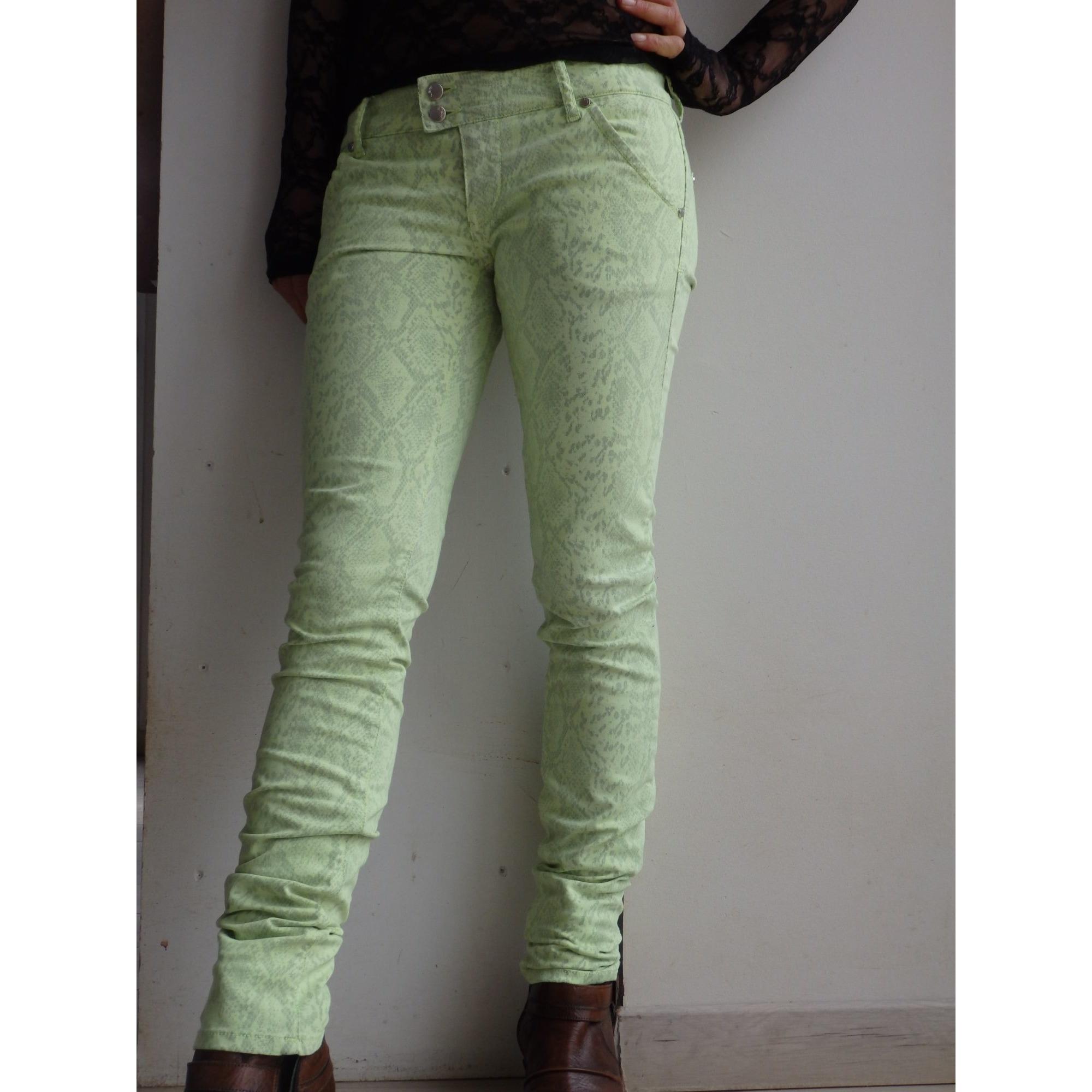 Jeans slim MET Imprimés animaliers