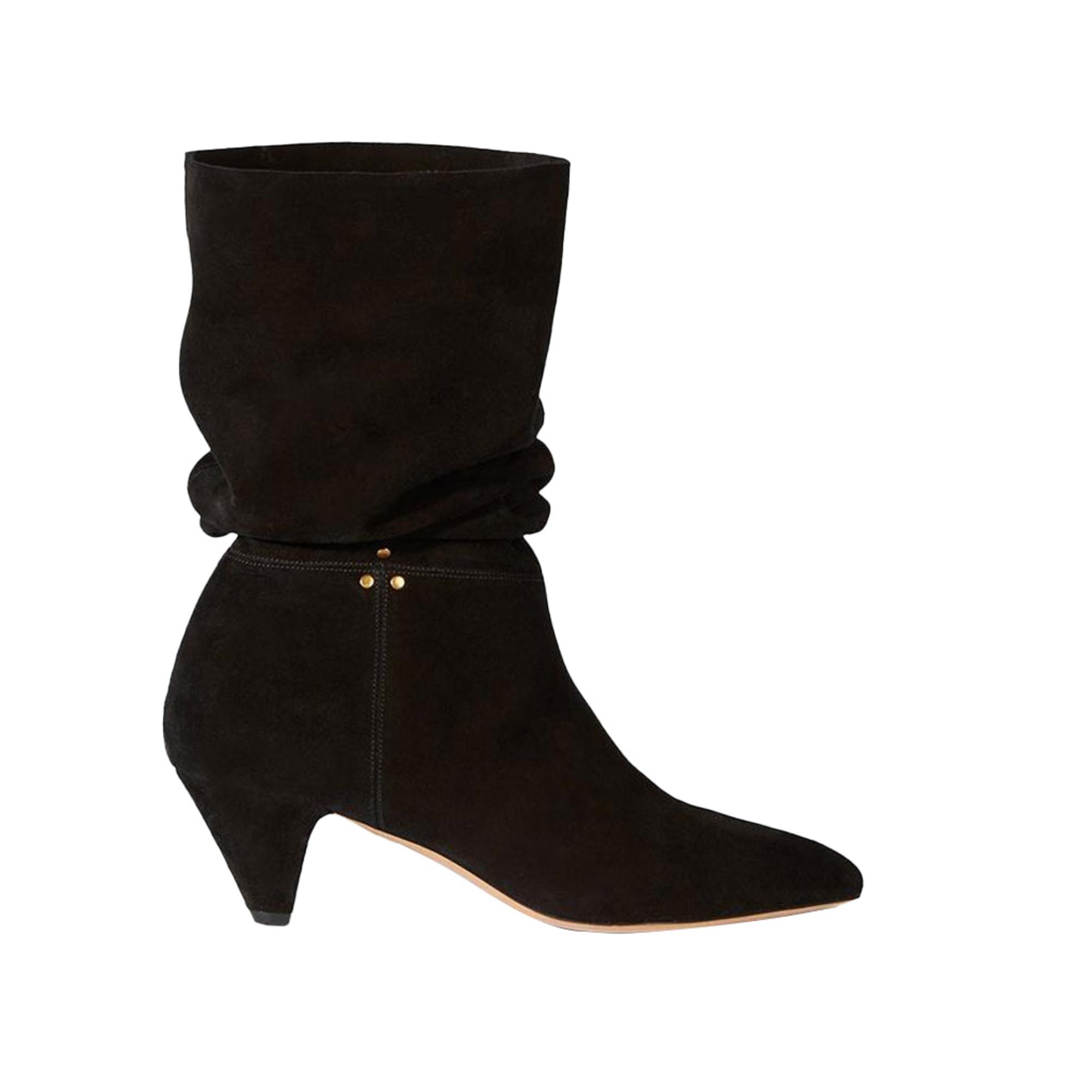 High Heel Boots JEROME DREYFUSS Black