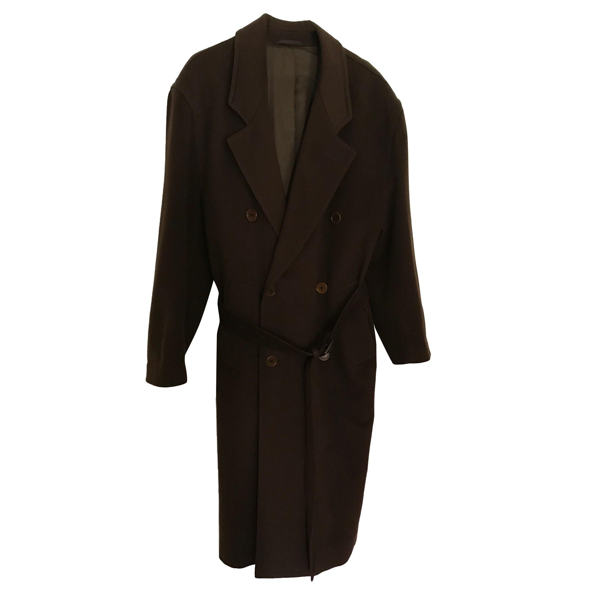 Coat HUGO BOSS Brown