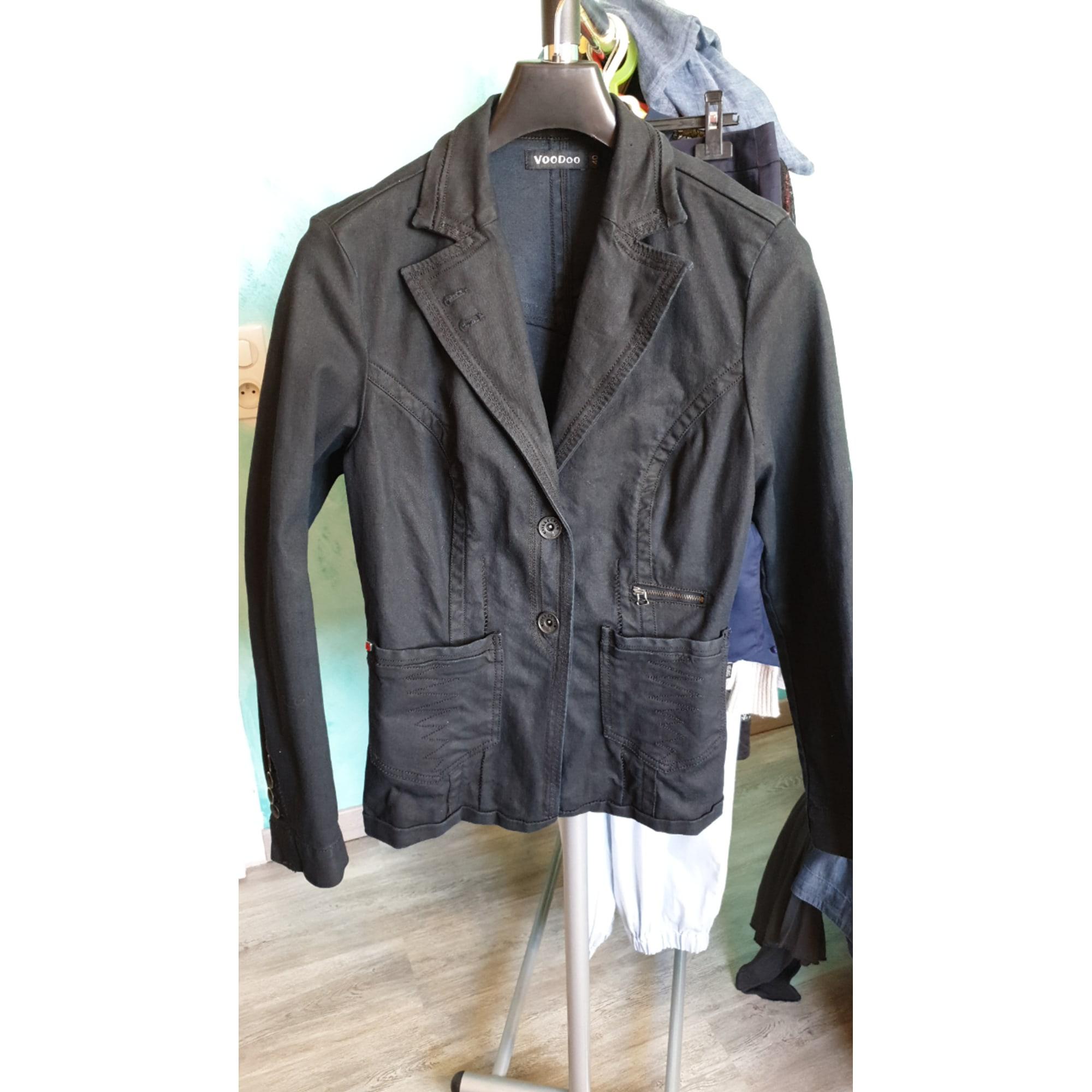 Blazer, veste tailleur VOODOO Noir