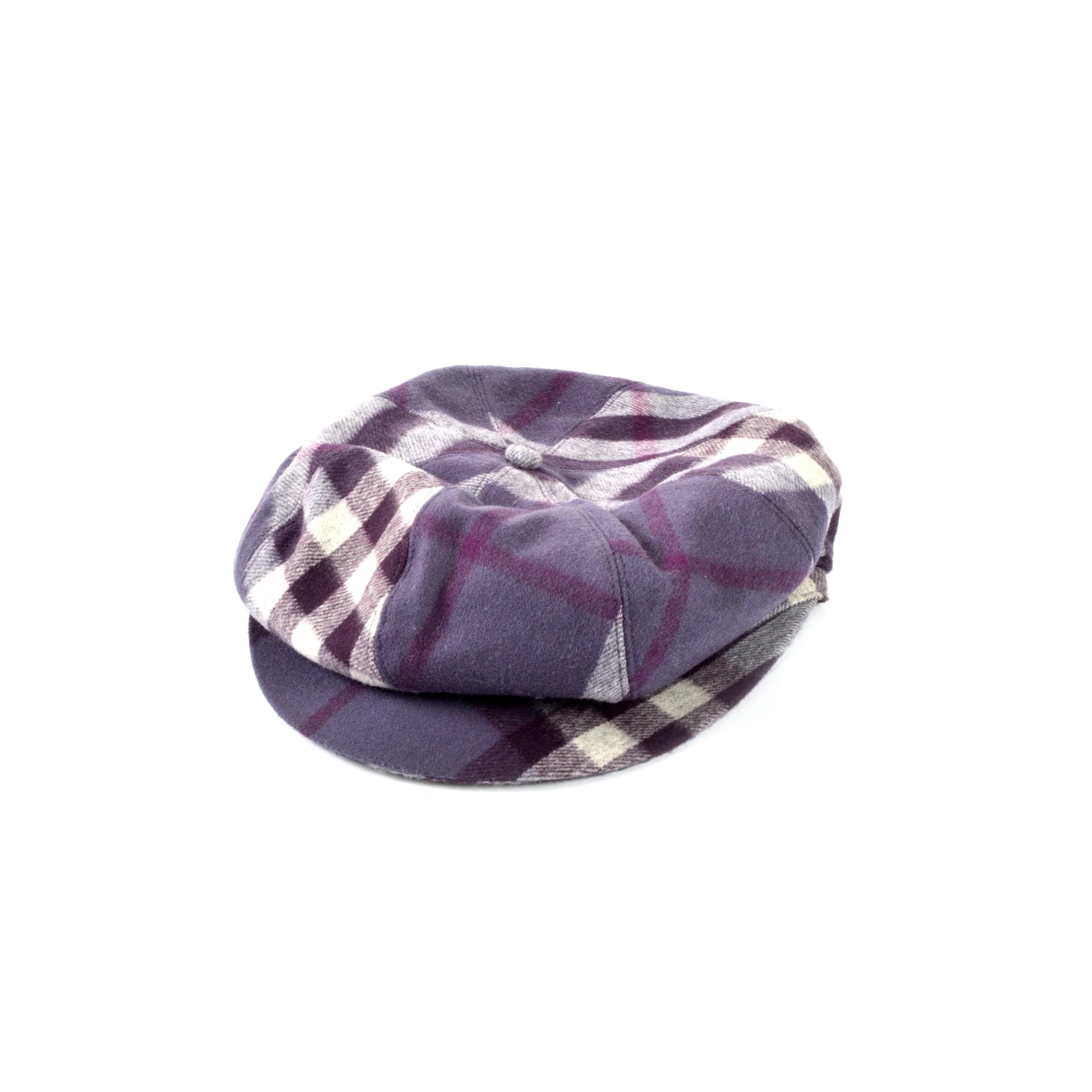 Cappello BURBERRY Viola, lilla, lavanda