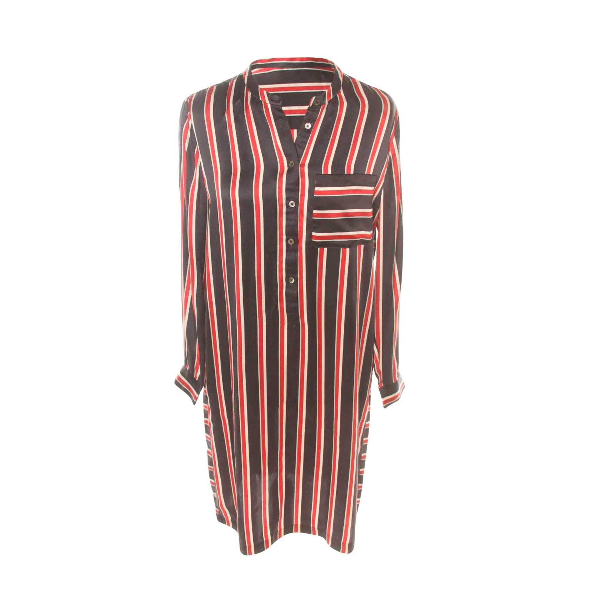 Robe mi-longue TOMMY HILFIGER Multicouleur