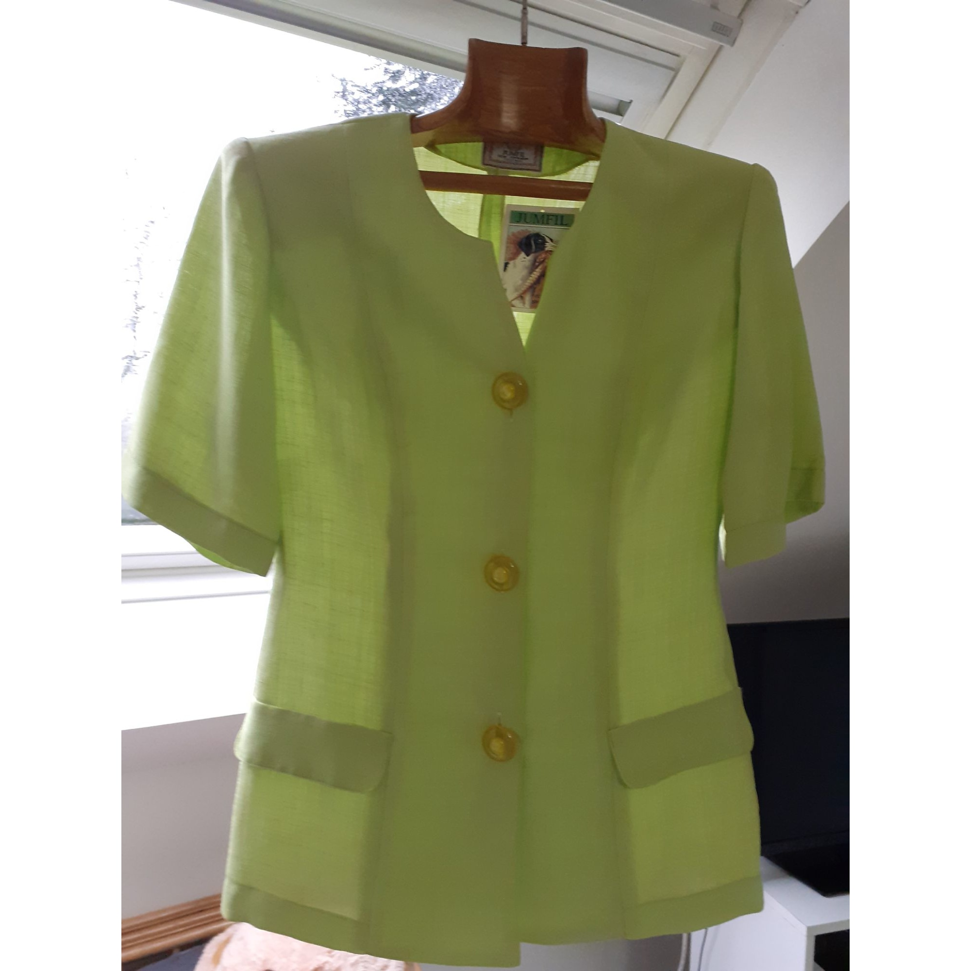 Tailleur jupe JUMFIL Vert