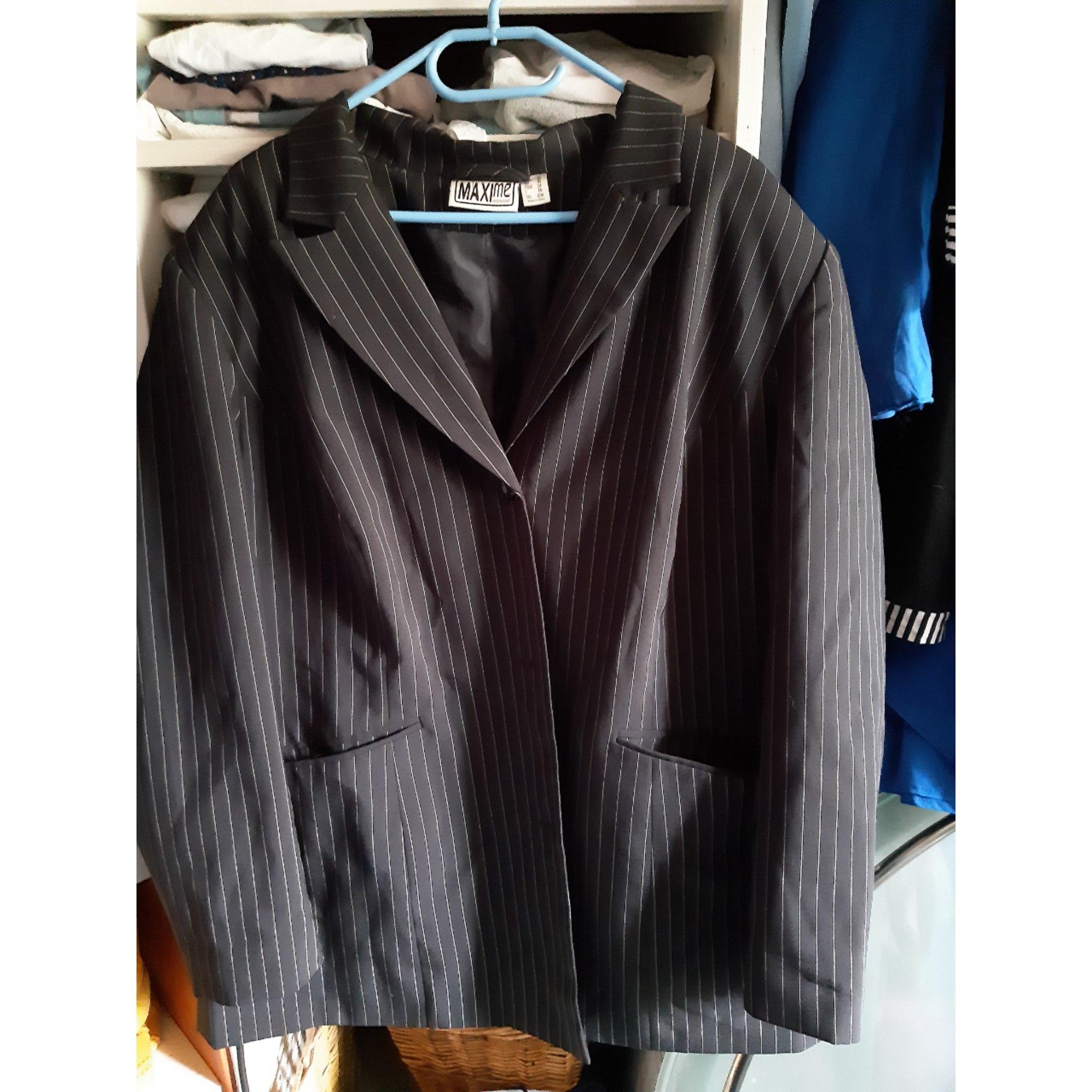Tailleur pantalon MAXIME Noir