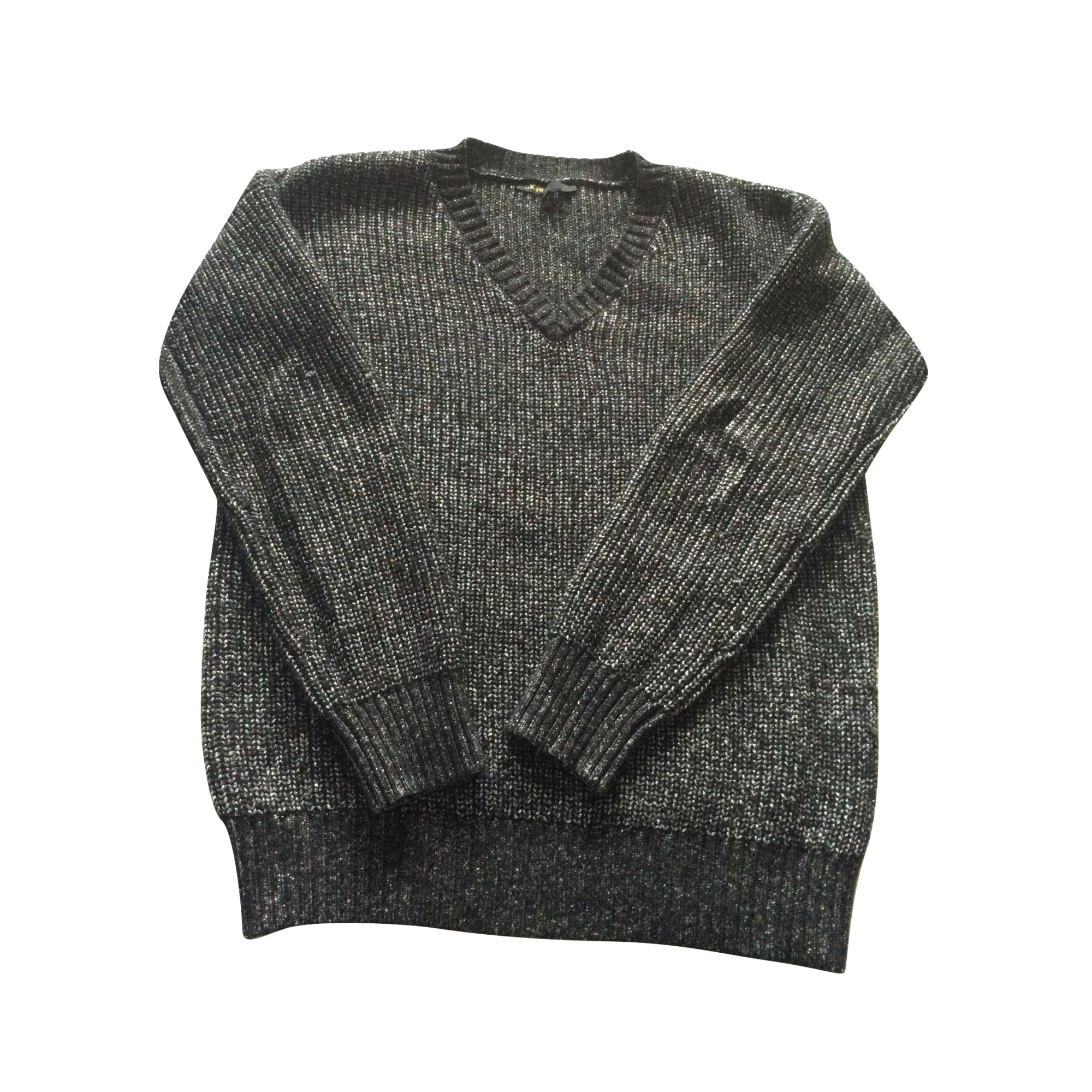 Pull MAJE Gris, anthracite