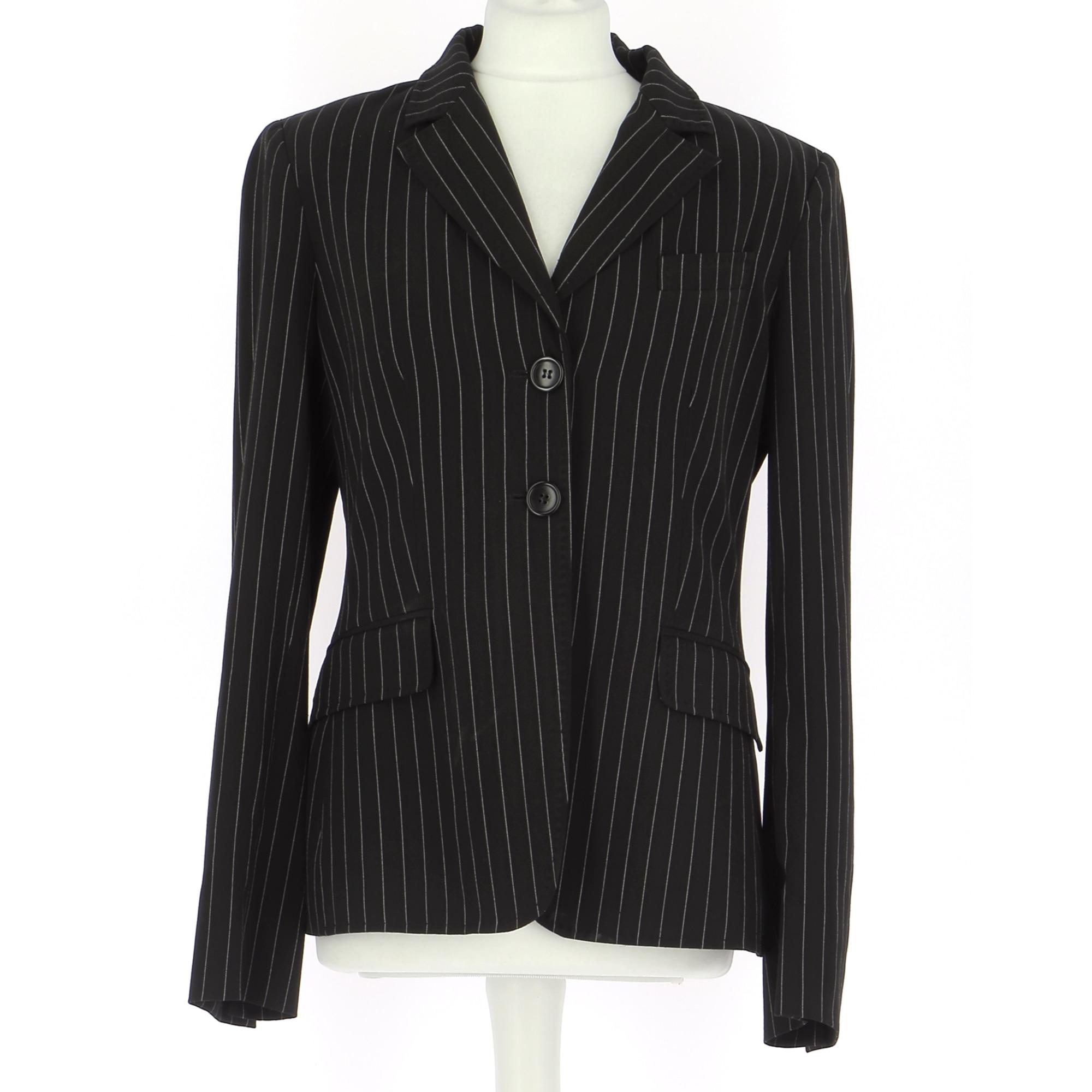 Jacket ALAIN MANOUKIAN Black