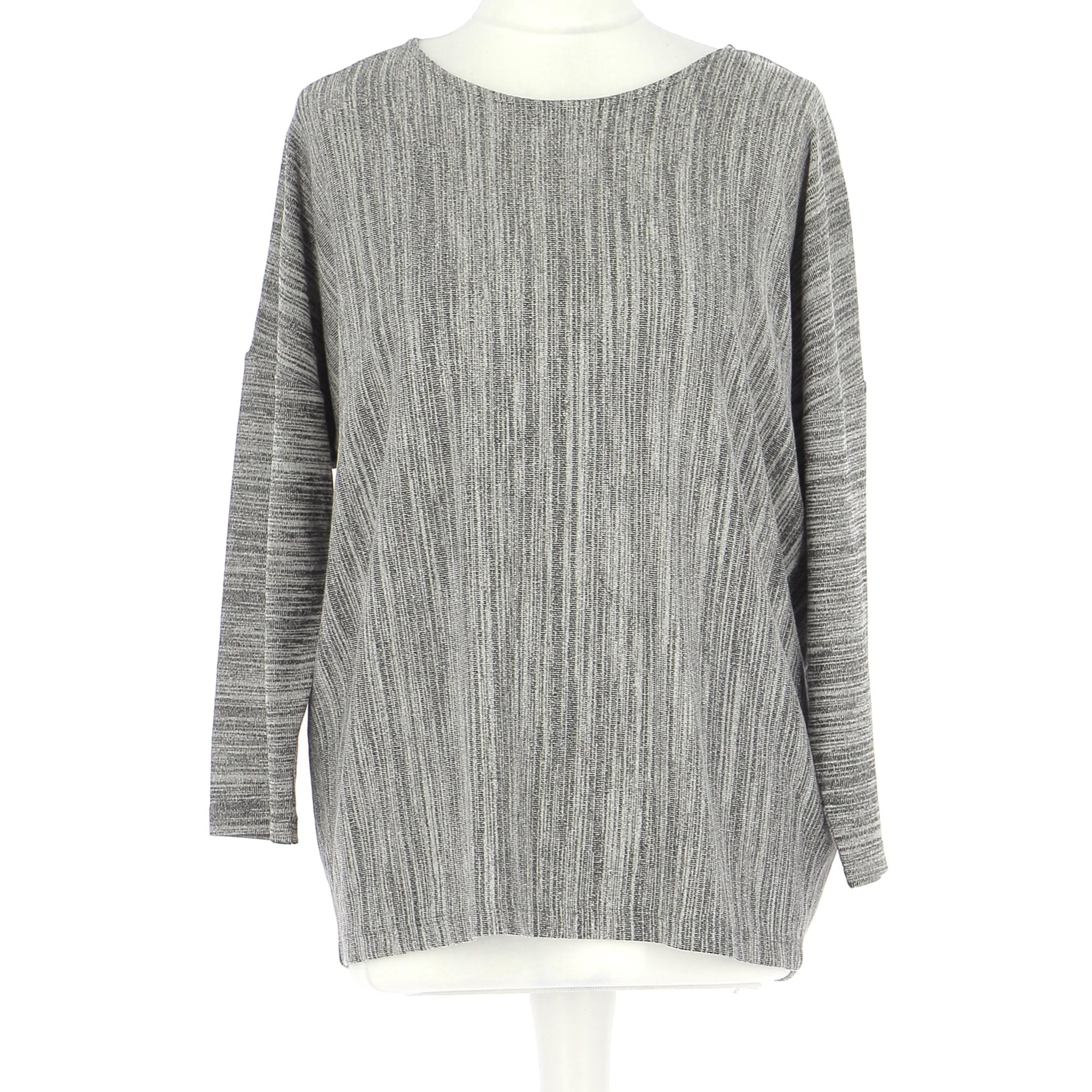 Top, T-shirt COS Gray, charcoal