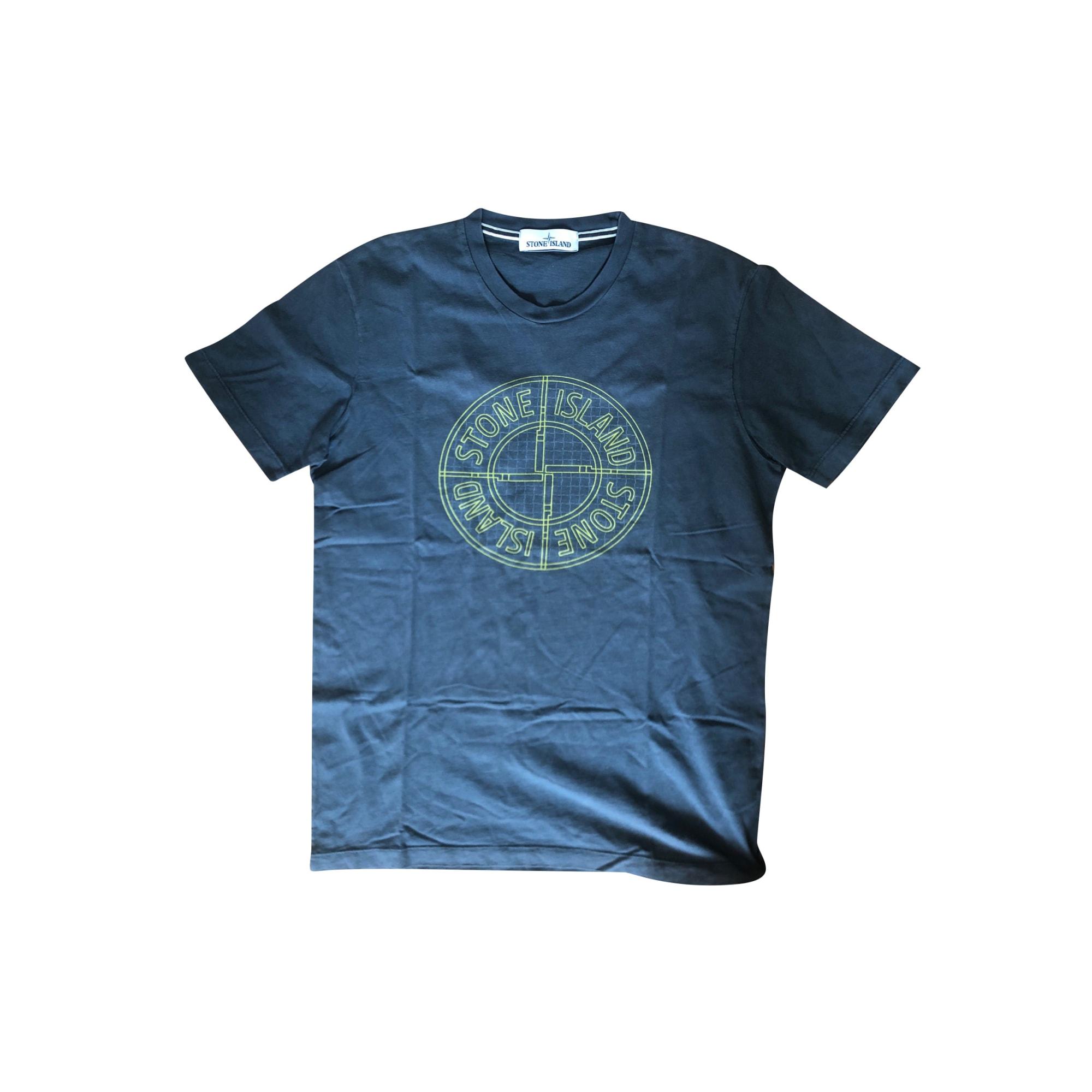 T-shirt STONE ISLAND Khaki