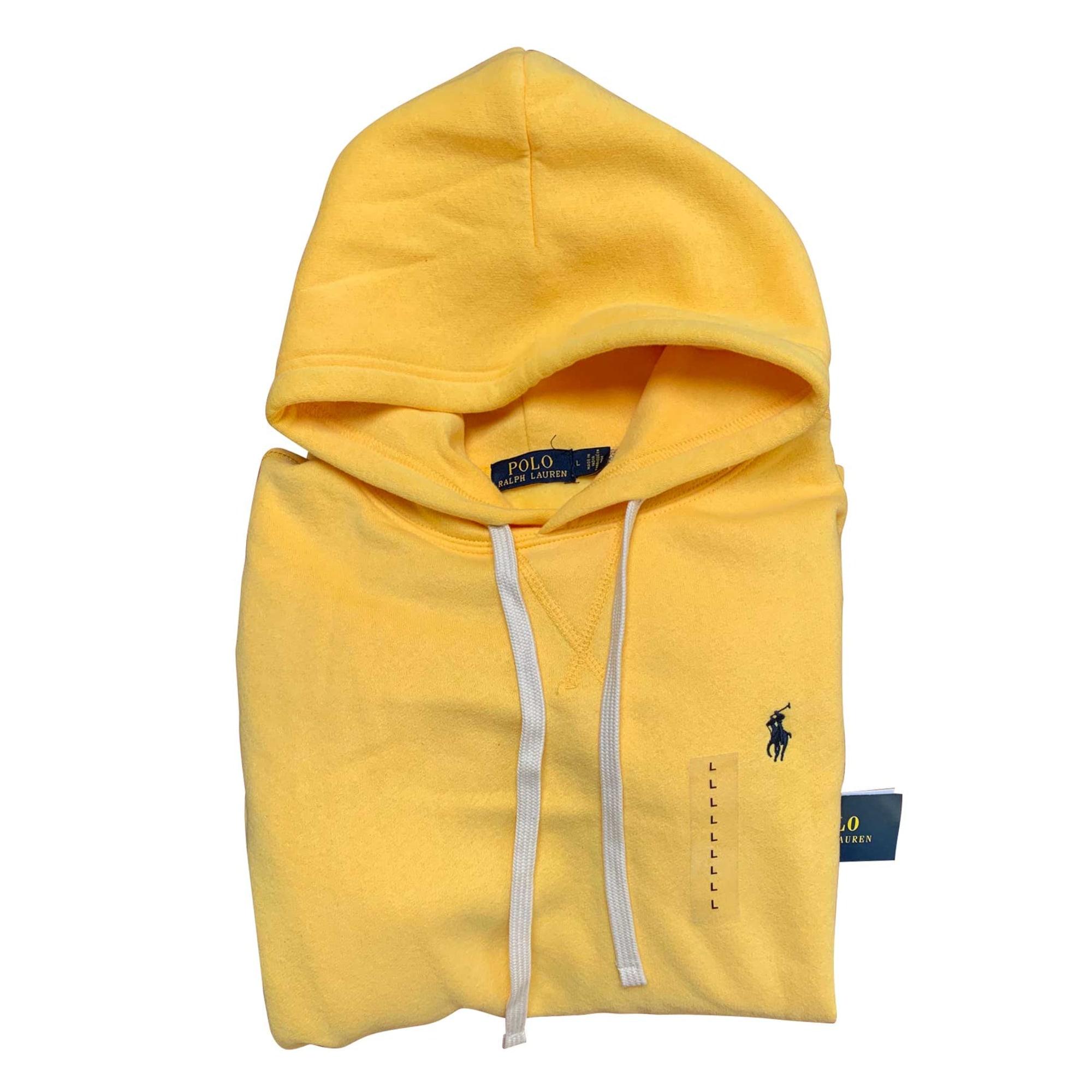 Sweatshirt RALPH LAUREN Yellow
