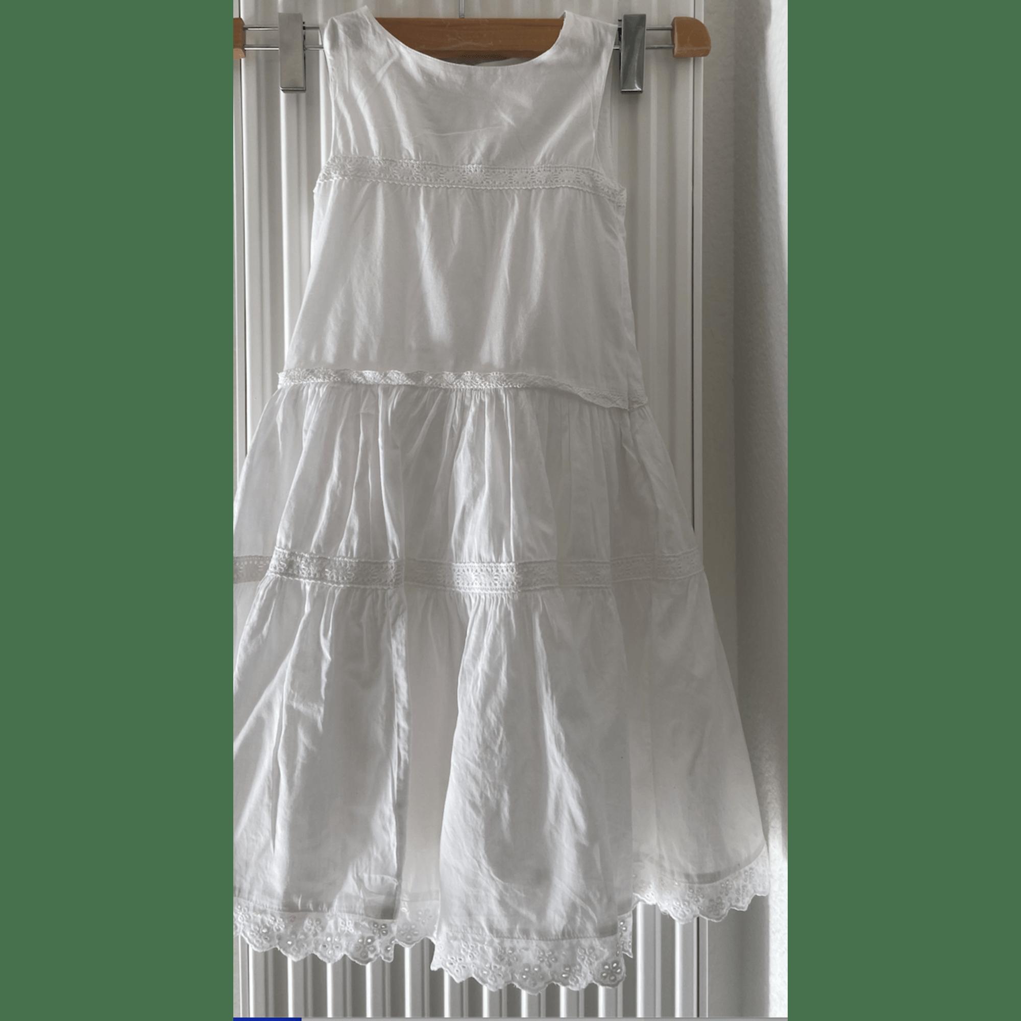 Robe KID'S GRAFFITI Blanc, blanc cassé, écru