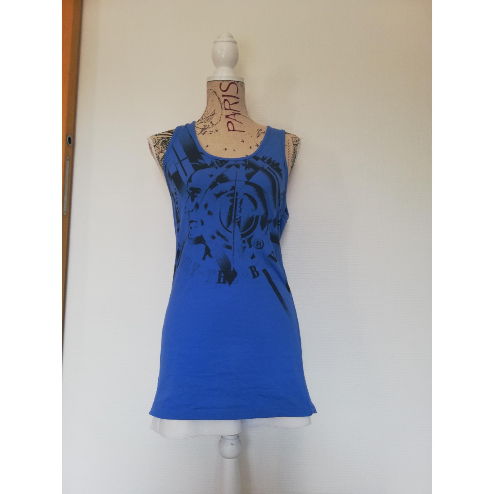 Débardeur DIESEL Bleu, bleu marine, bleu turquoise