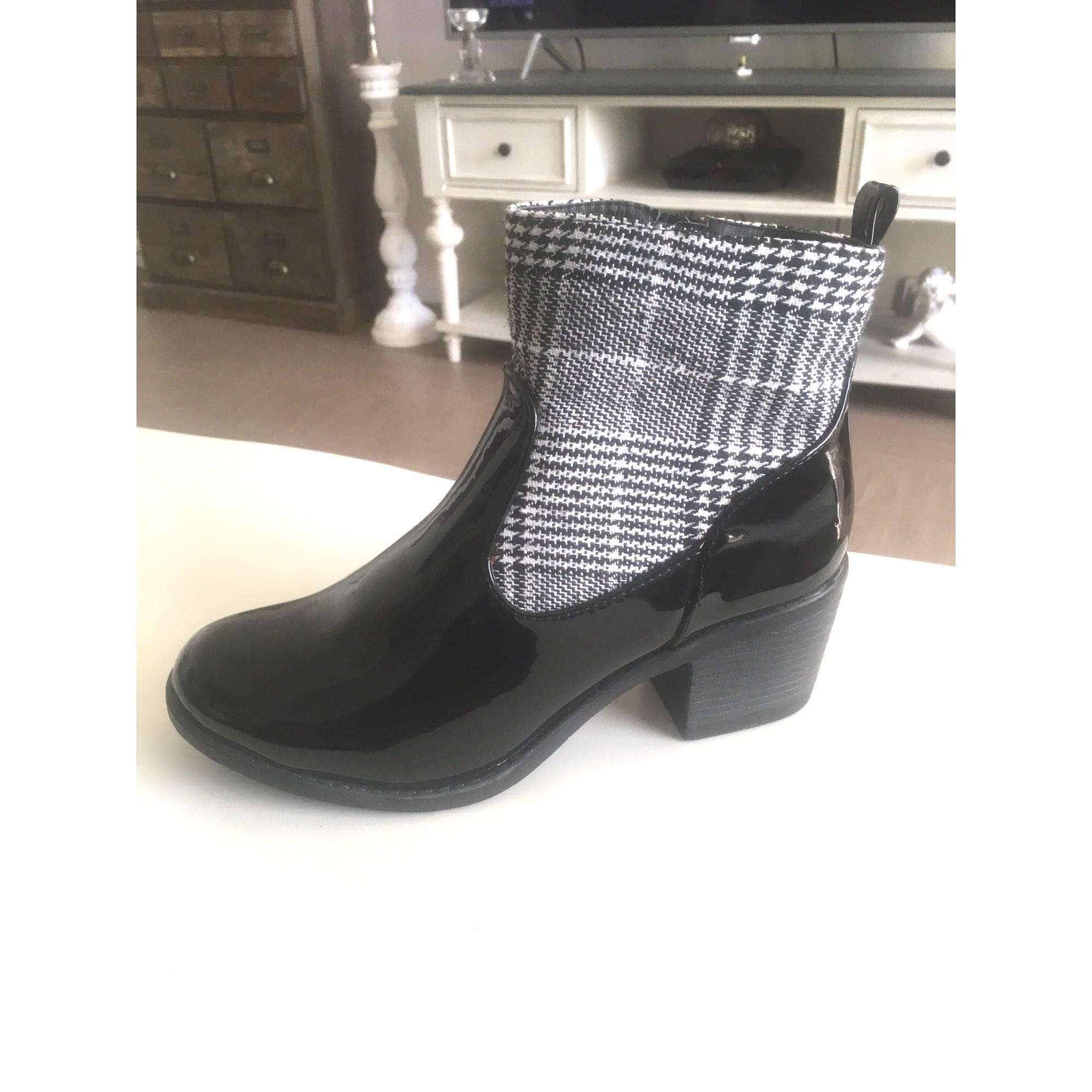 Bottines & low boots à talons NIO NIO Noir