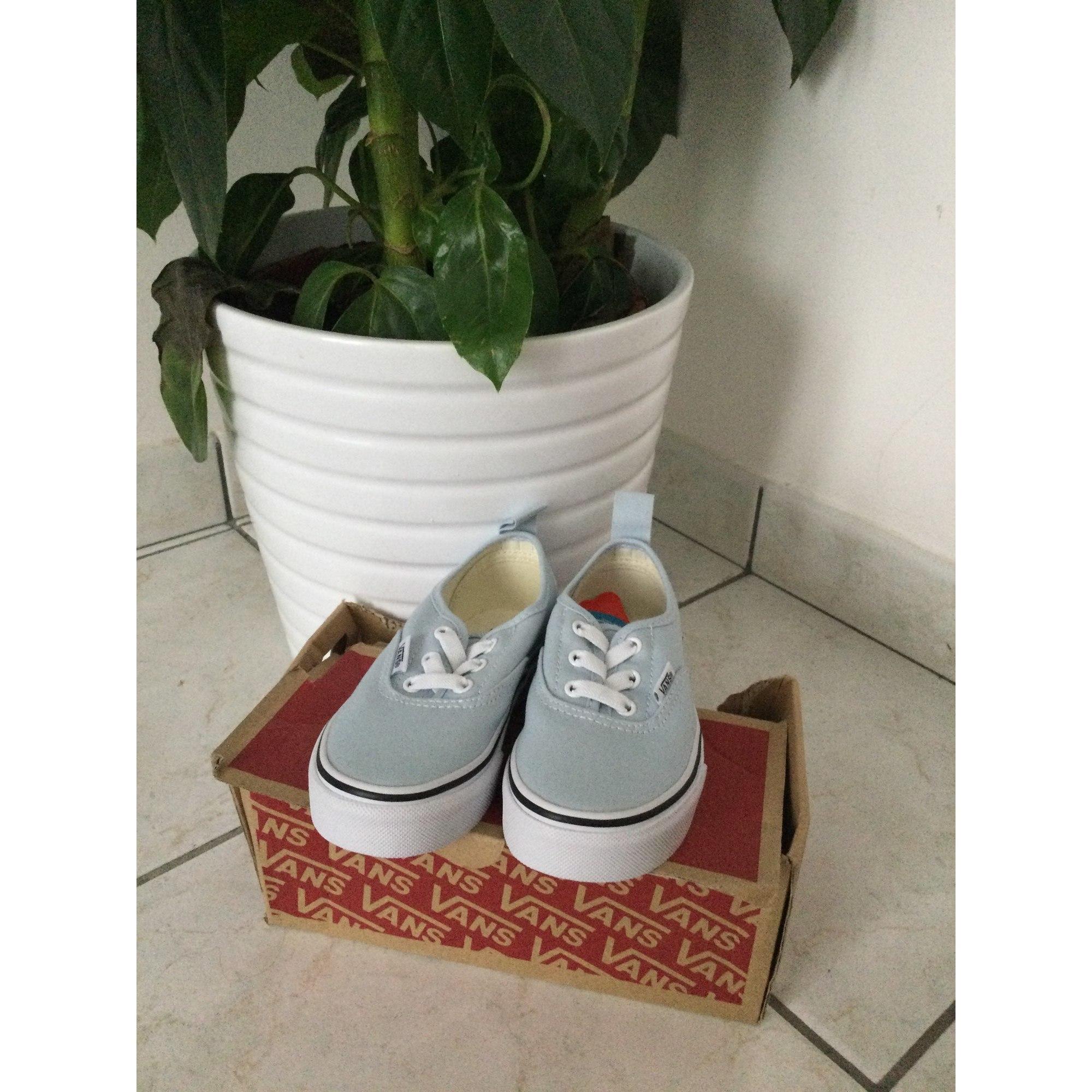 Chaussures de sport VANS 28 bleu - 11477862