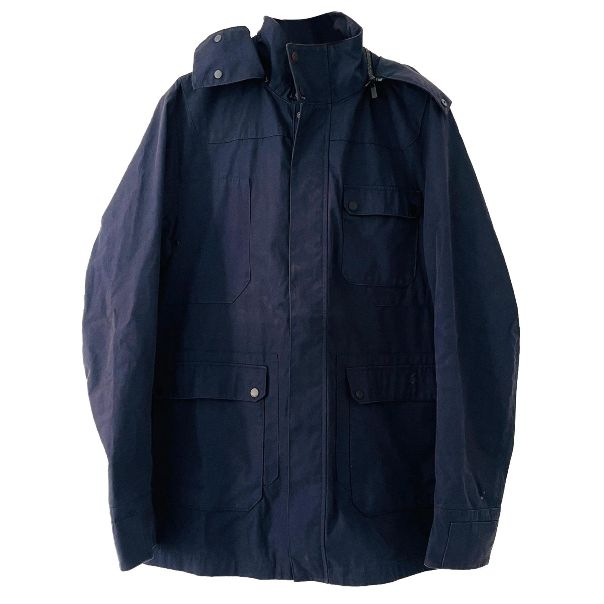 Jacket HUGO BOSS Blue, navy, turquoise