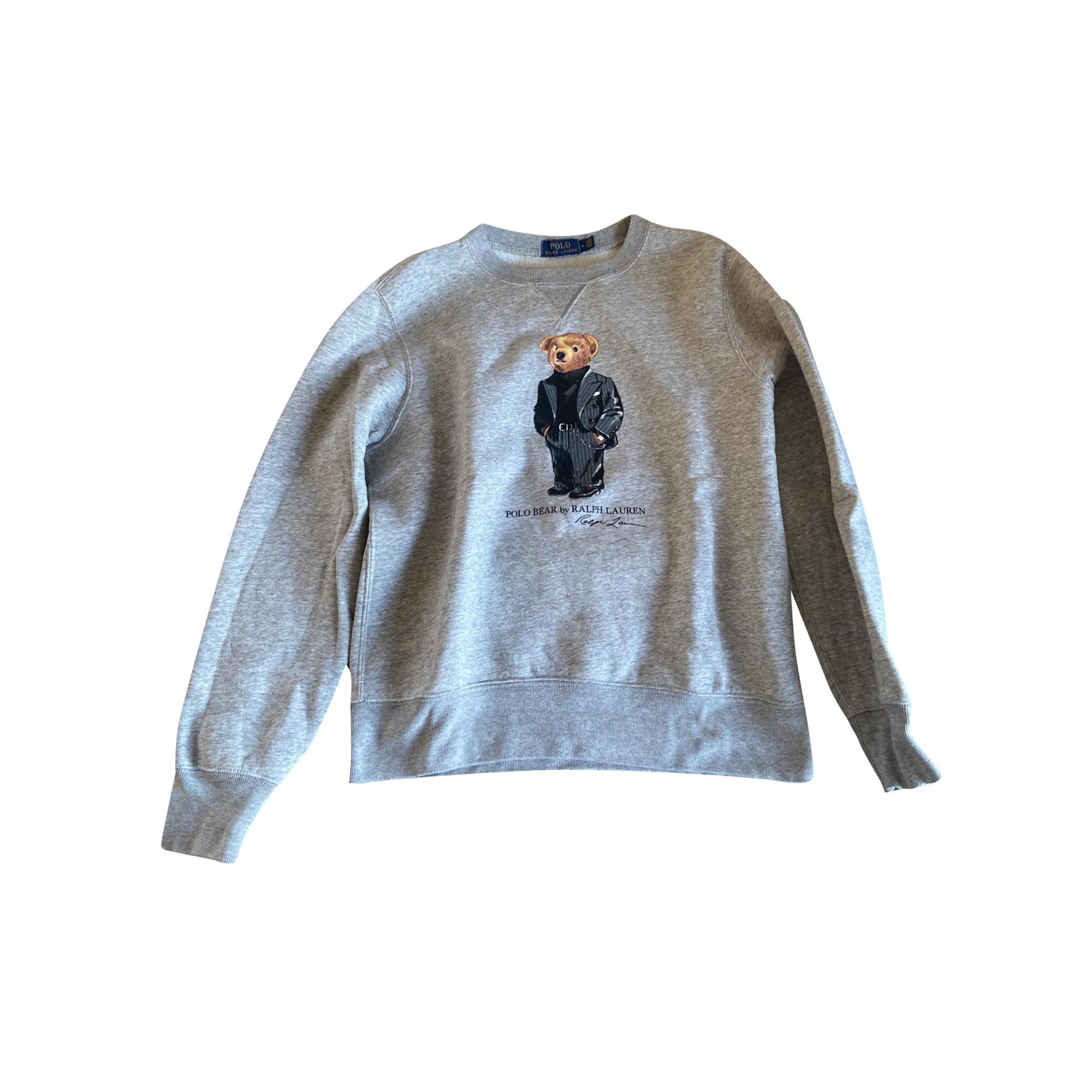 Sweatshirt RALPH LAUREN Gray, charcoal