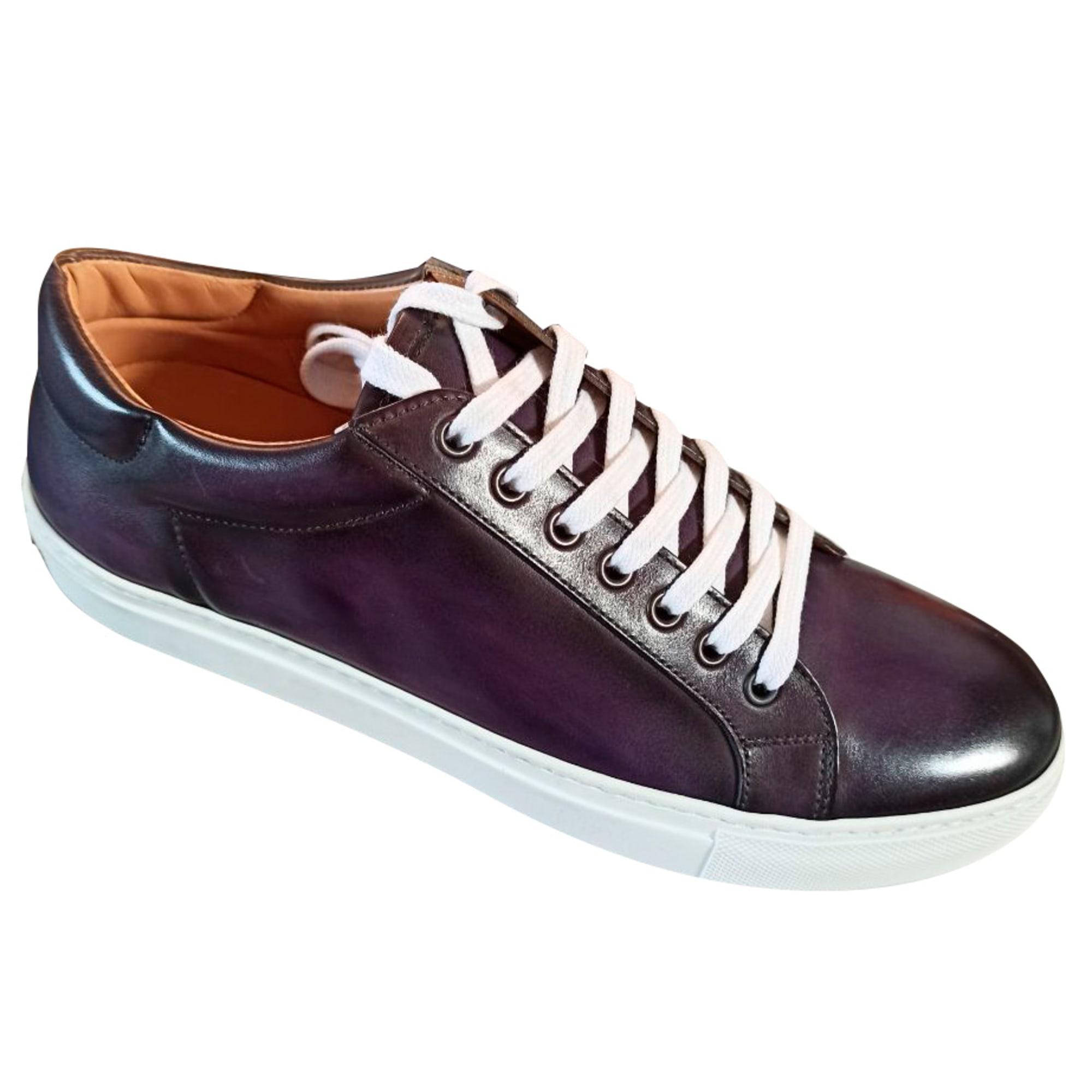 Sneakers RALPH LAUREN Purple, mauve, lavender