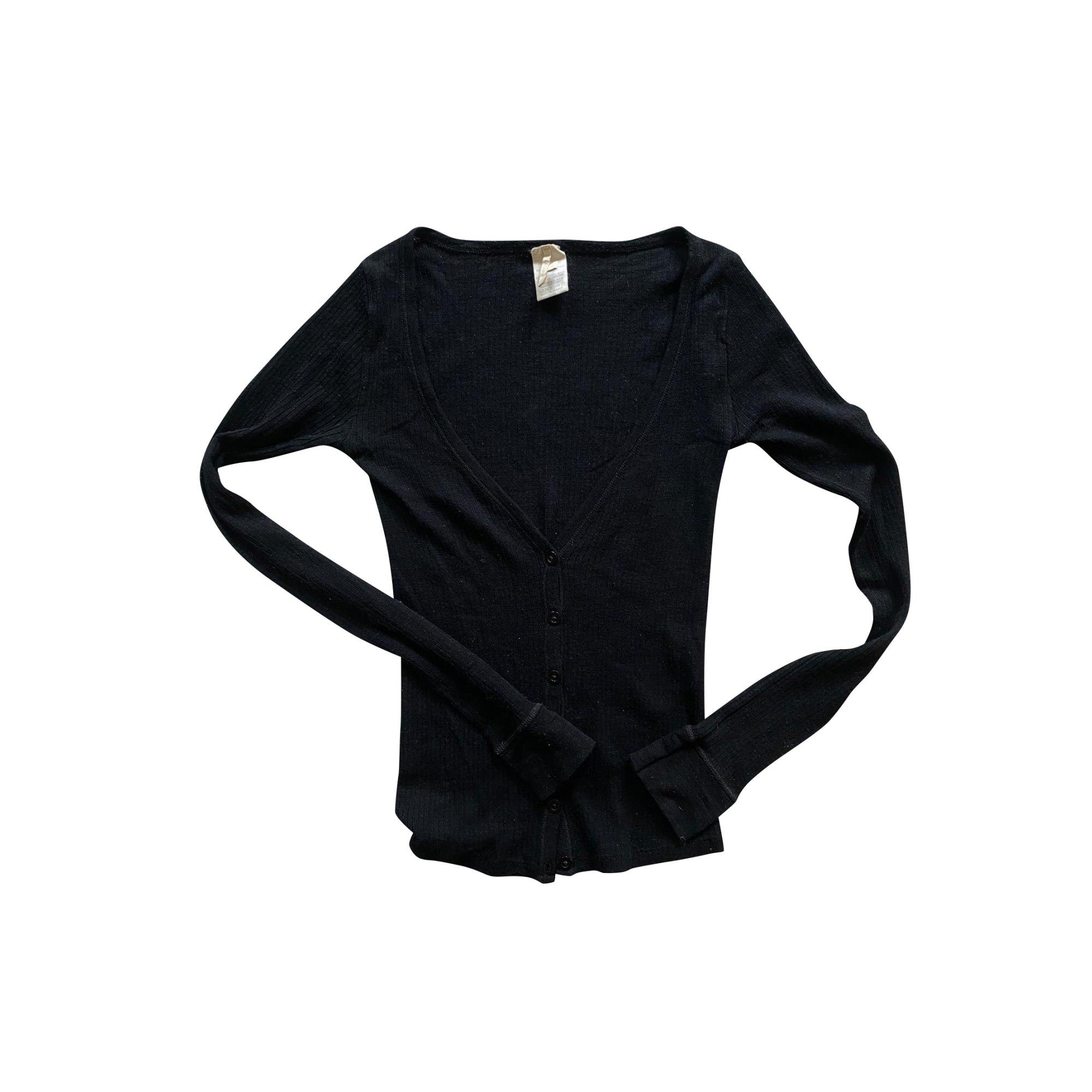 Top, tee-shirt VANESSA BRUNO Noir
