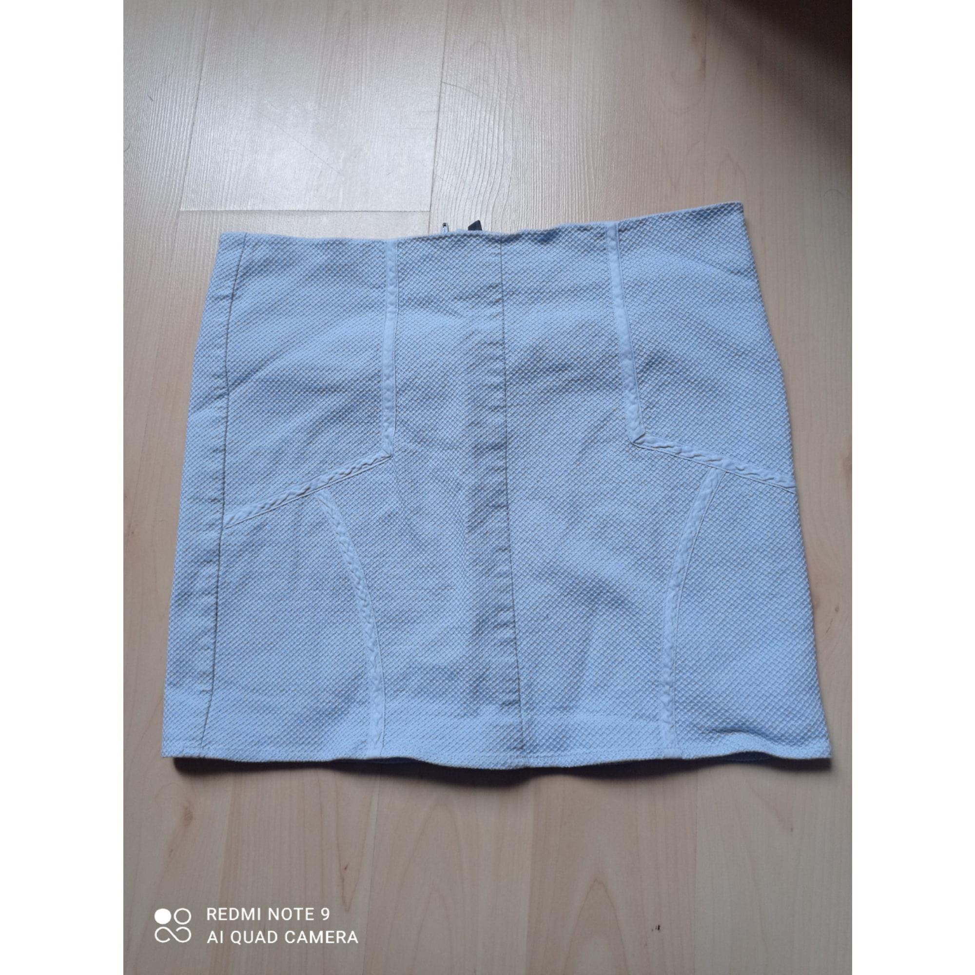 Jupe courte NAF NAF Bleu, bleu marine, bleu turquoise