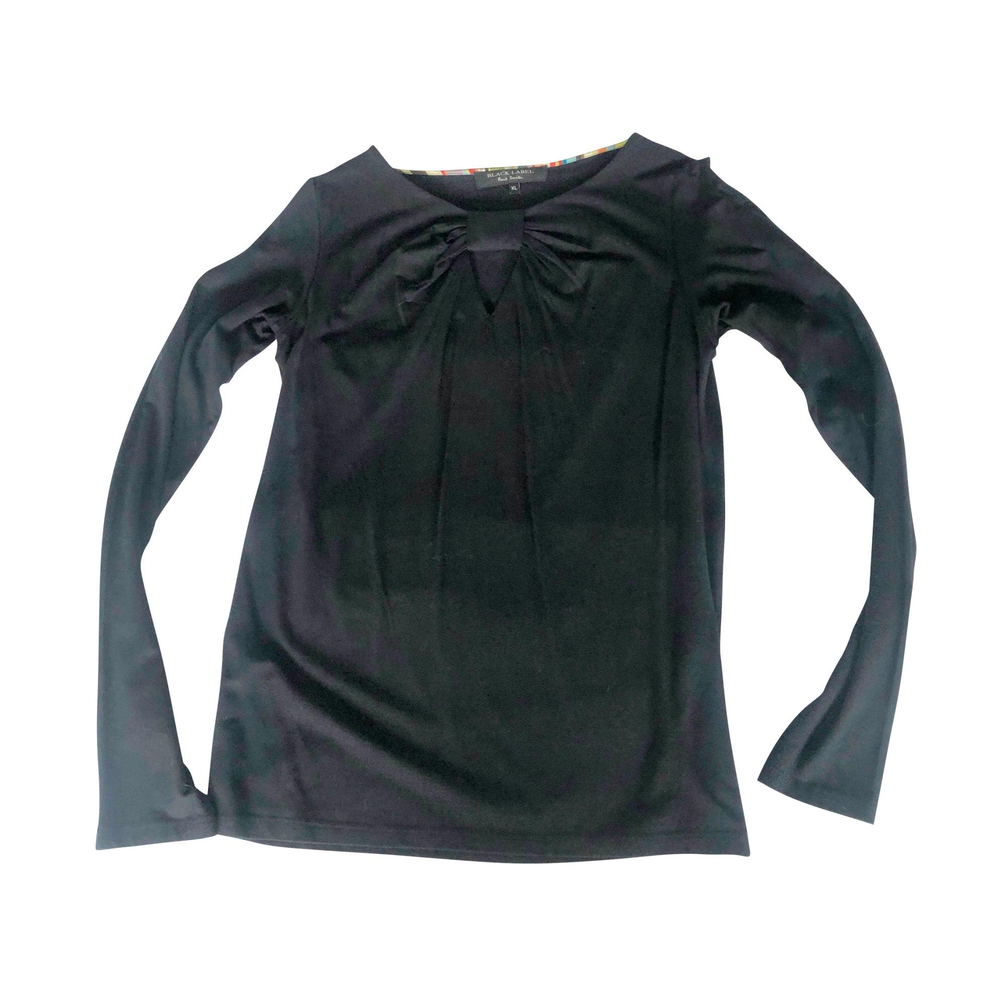 Top, tee-shirt PAUL SMITH Noir