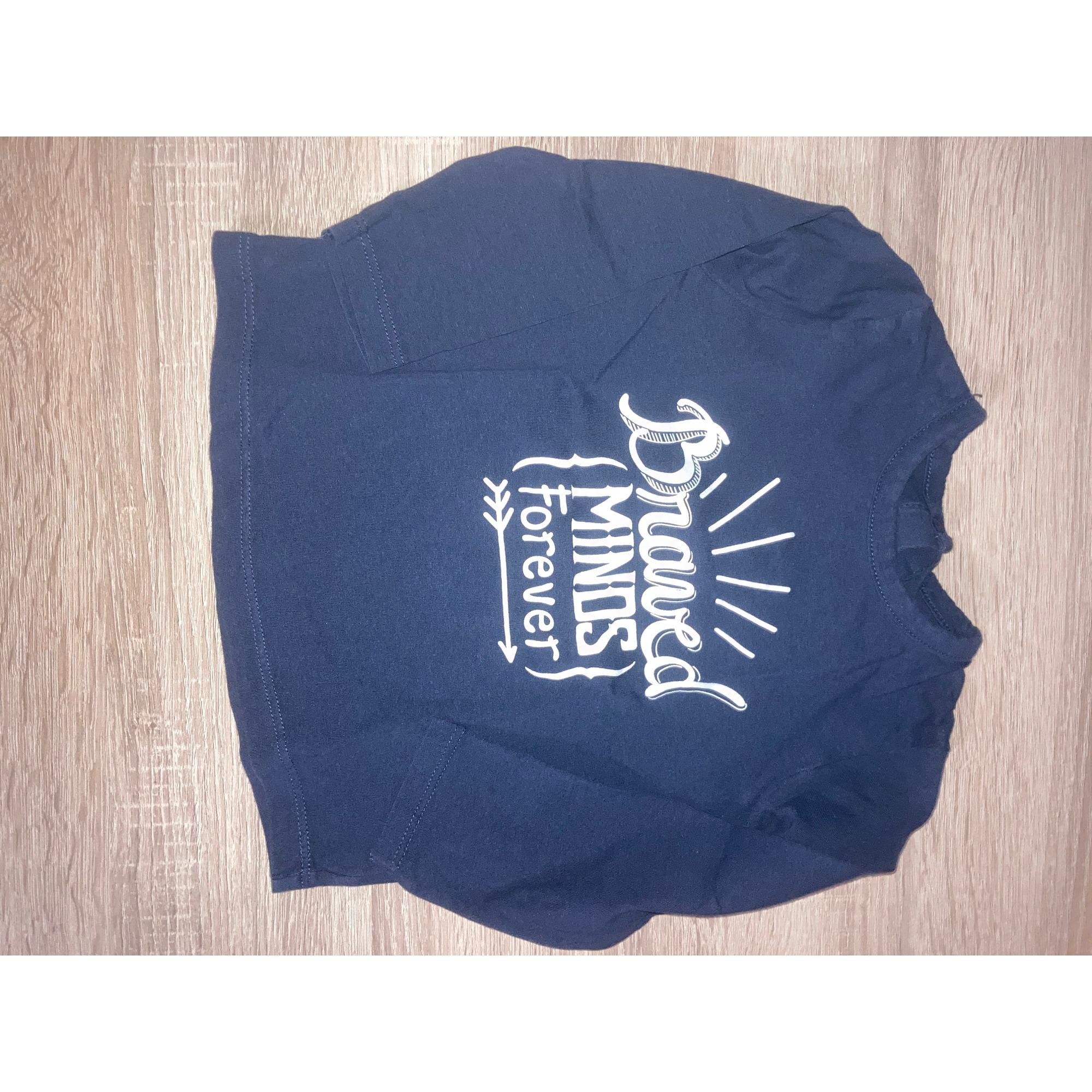 Top, tee shirt LA REDOUTE Bleu, bleu marine, bleu turquoise