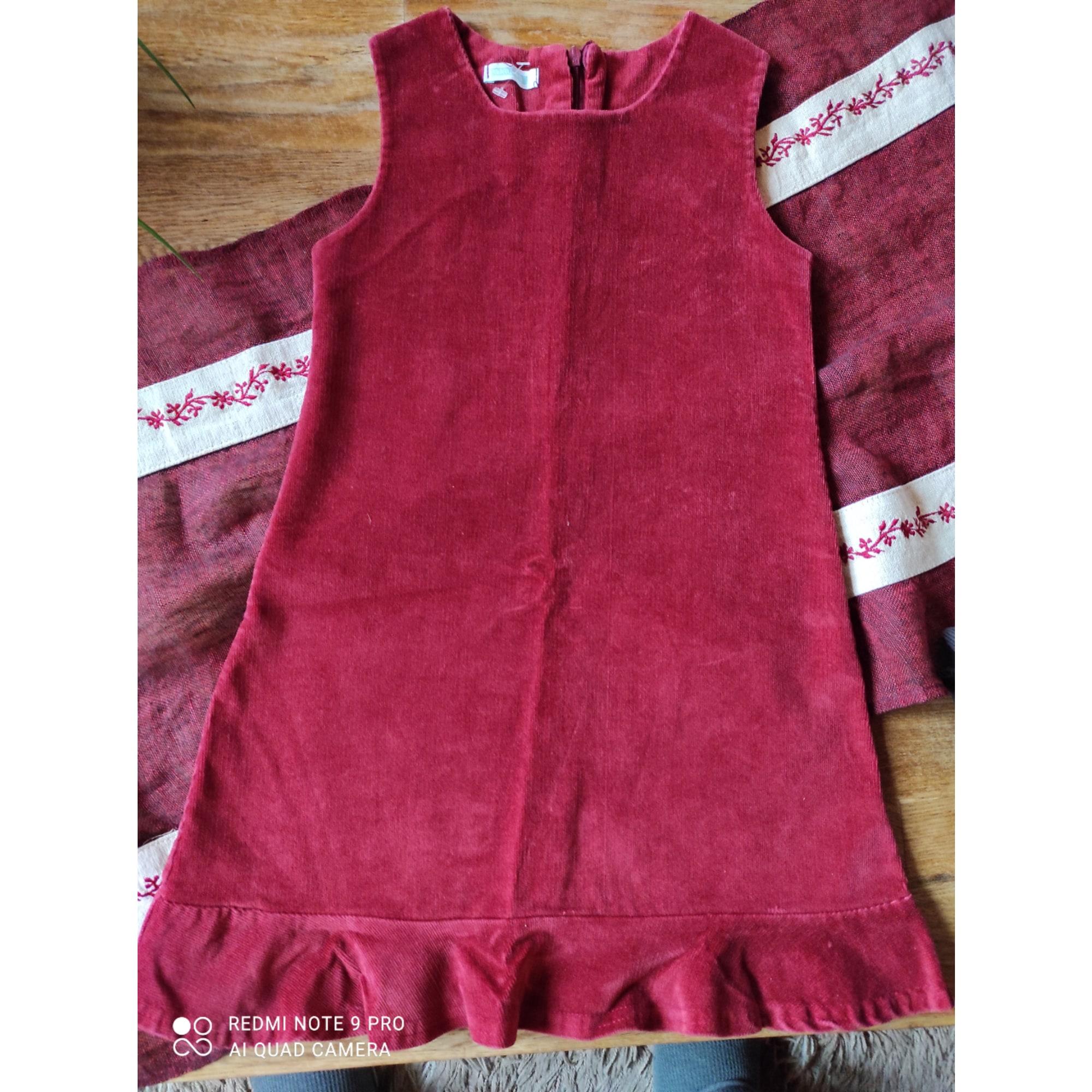 Robe PRINTEMPS Rouge, bordeaux