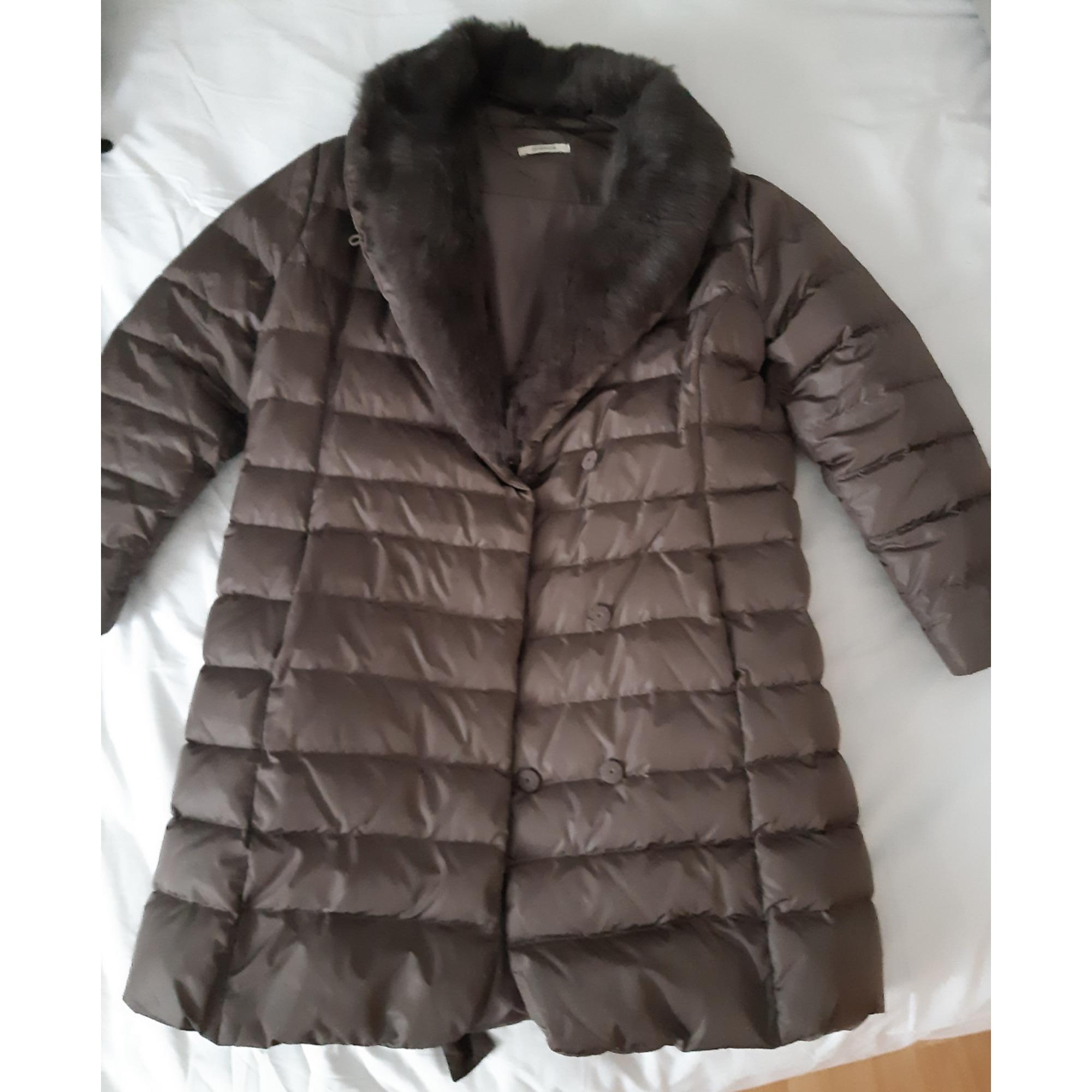 Manteau DEVERNOIS Doré, bronze, cuivre