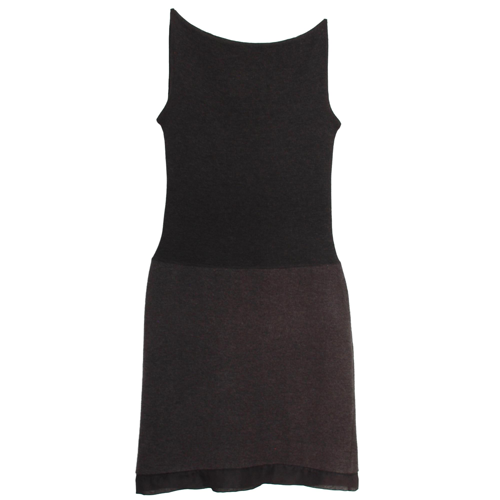 Robe mi-longue MAX MARA Noir